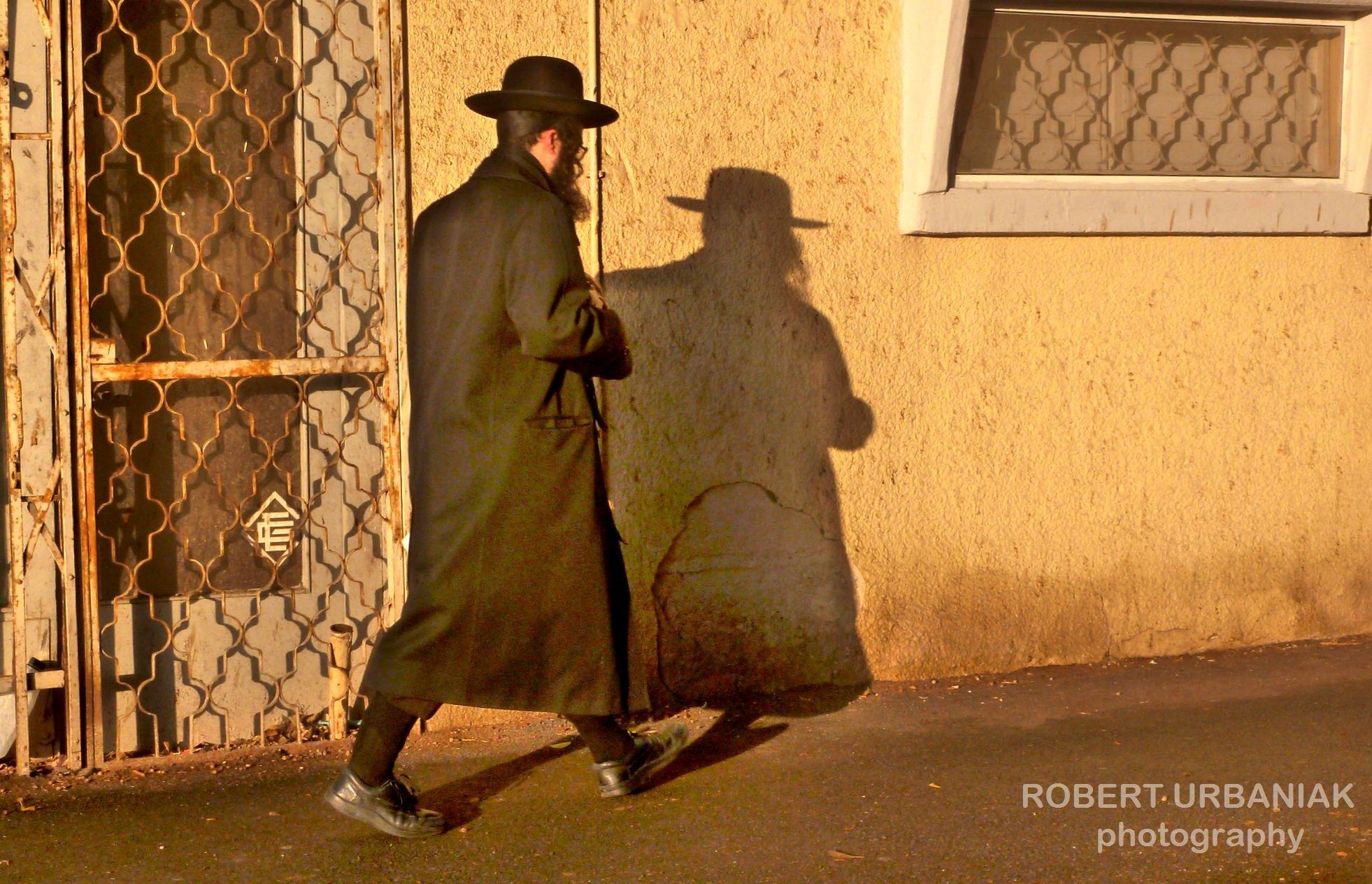 with shadow by Robert Urbaniak