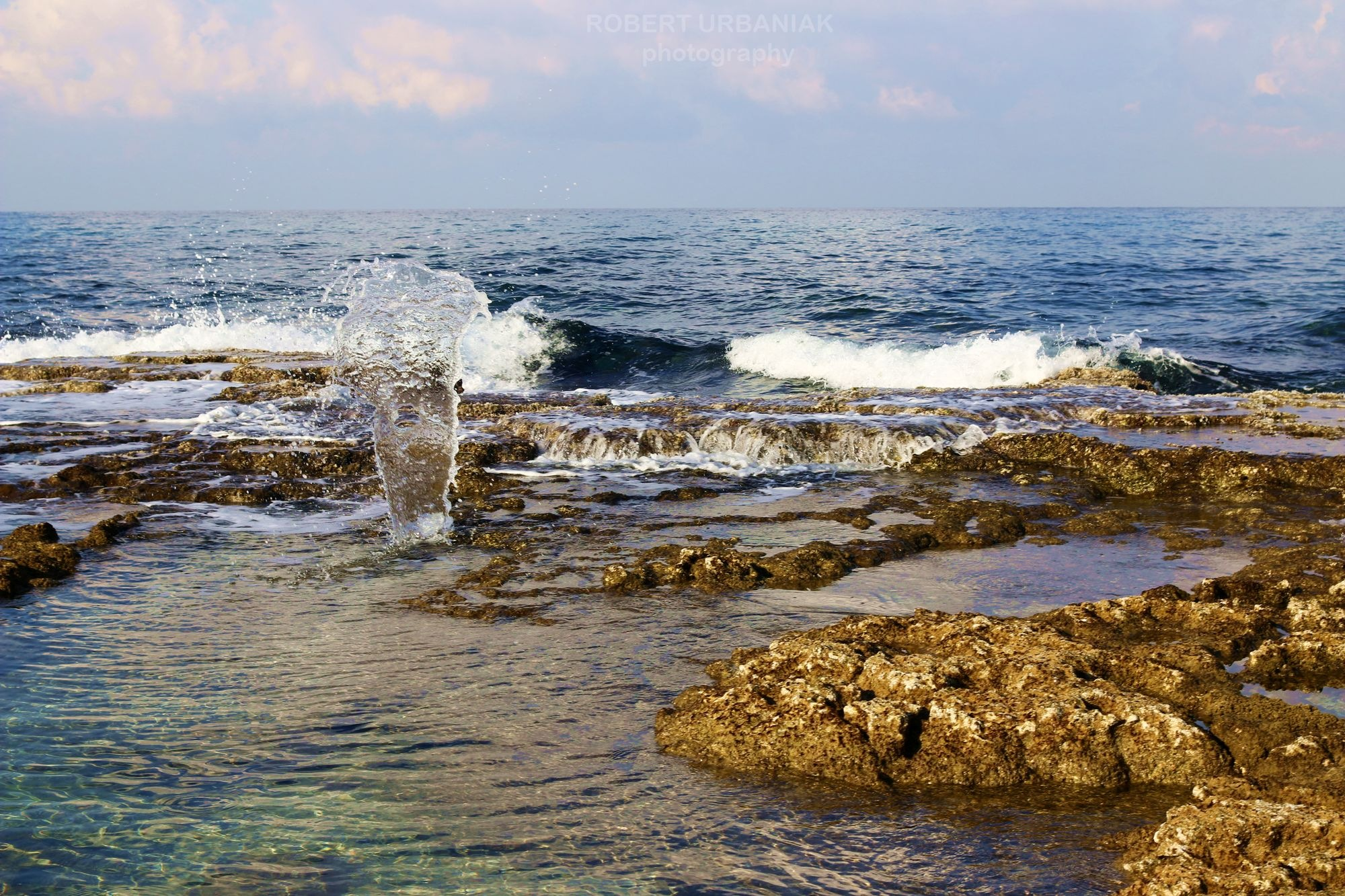 splash by Robert Urbaniak