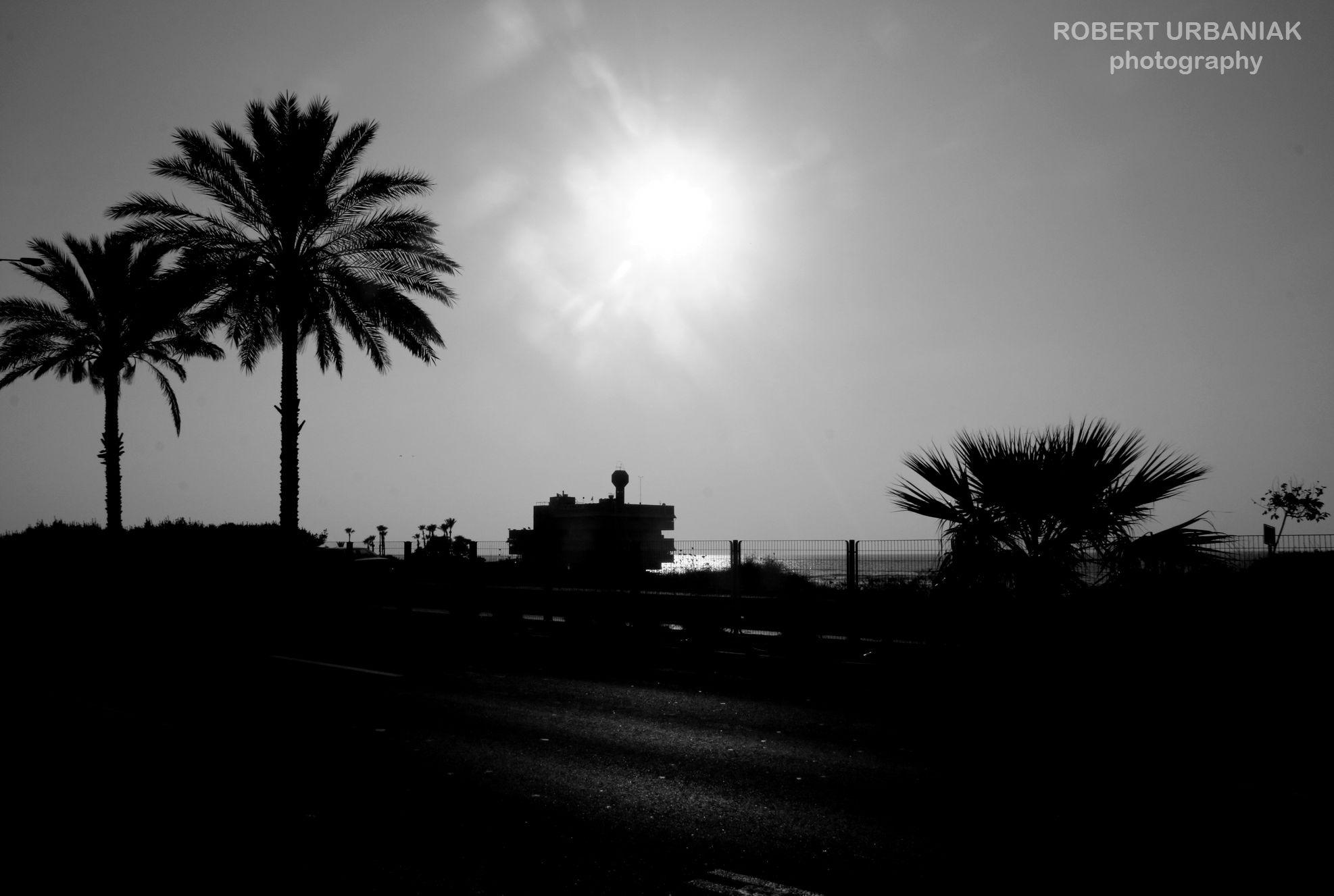on the road by Robert Urbaniak