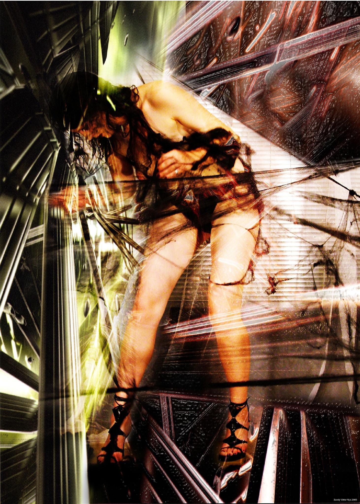 into the web by Hybryds
