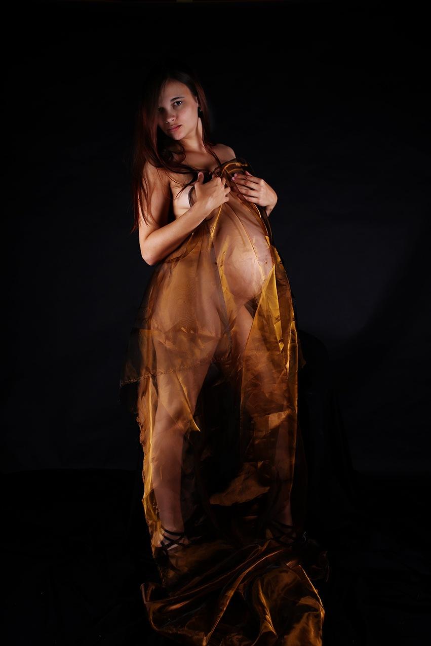 golden veil by Hybryds