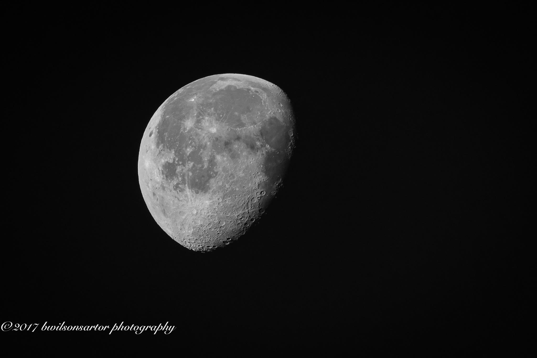 good morning moon by bsartor50