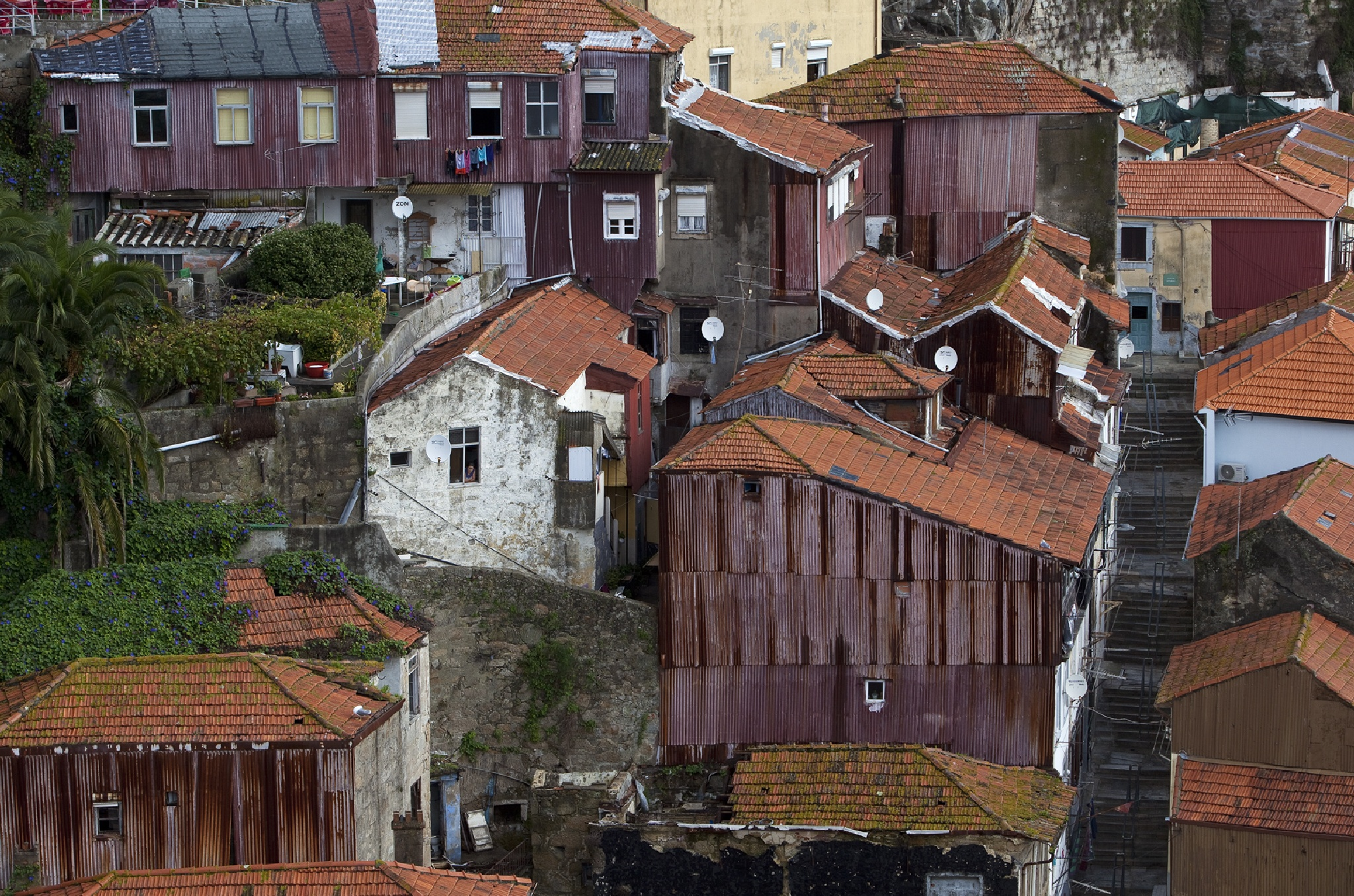Old Town Porto, Portugal by JaneCampbell21