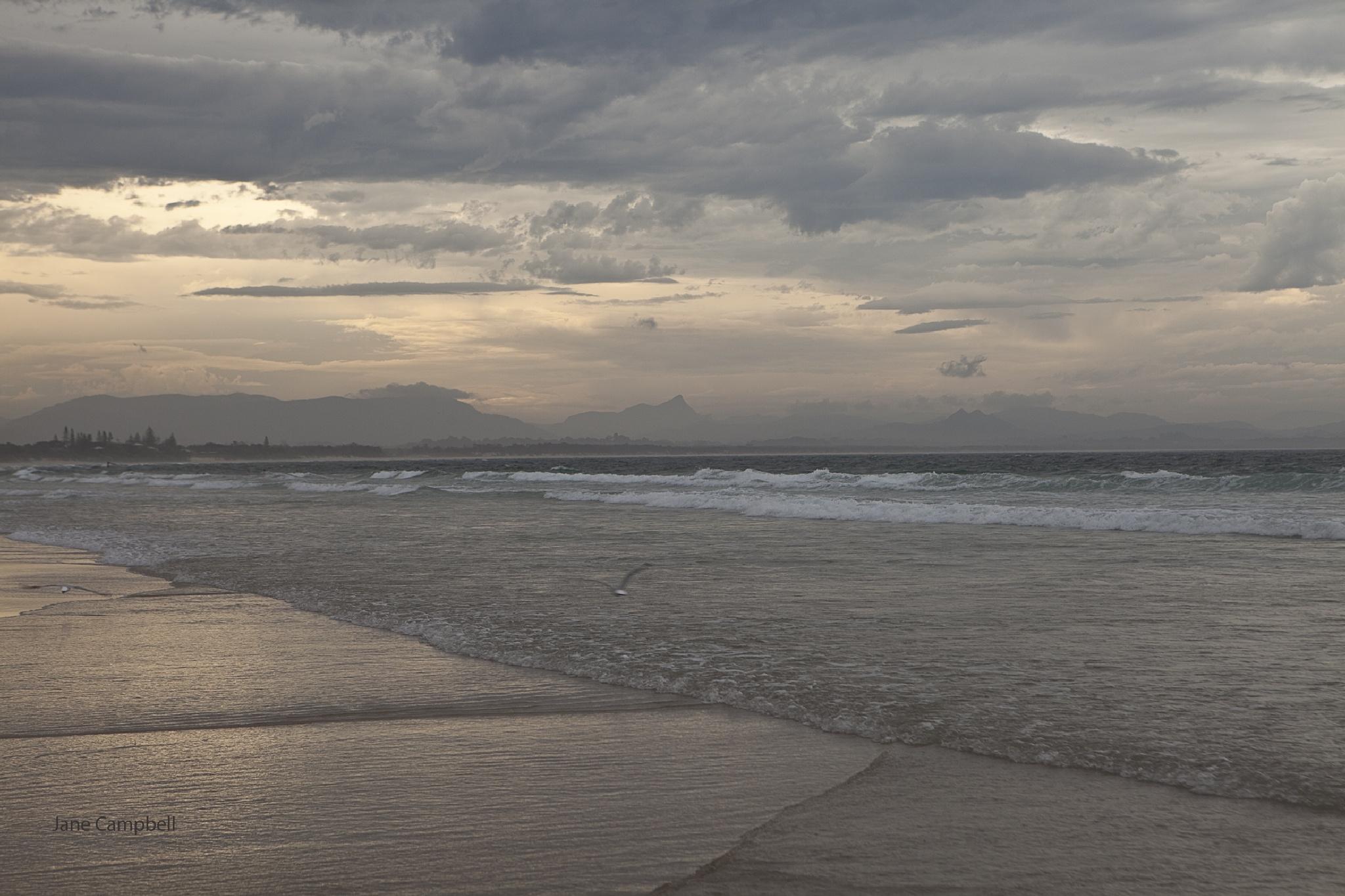 Byron Bay, Australia - Sunrise by JaneCampbell21