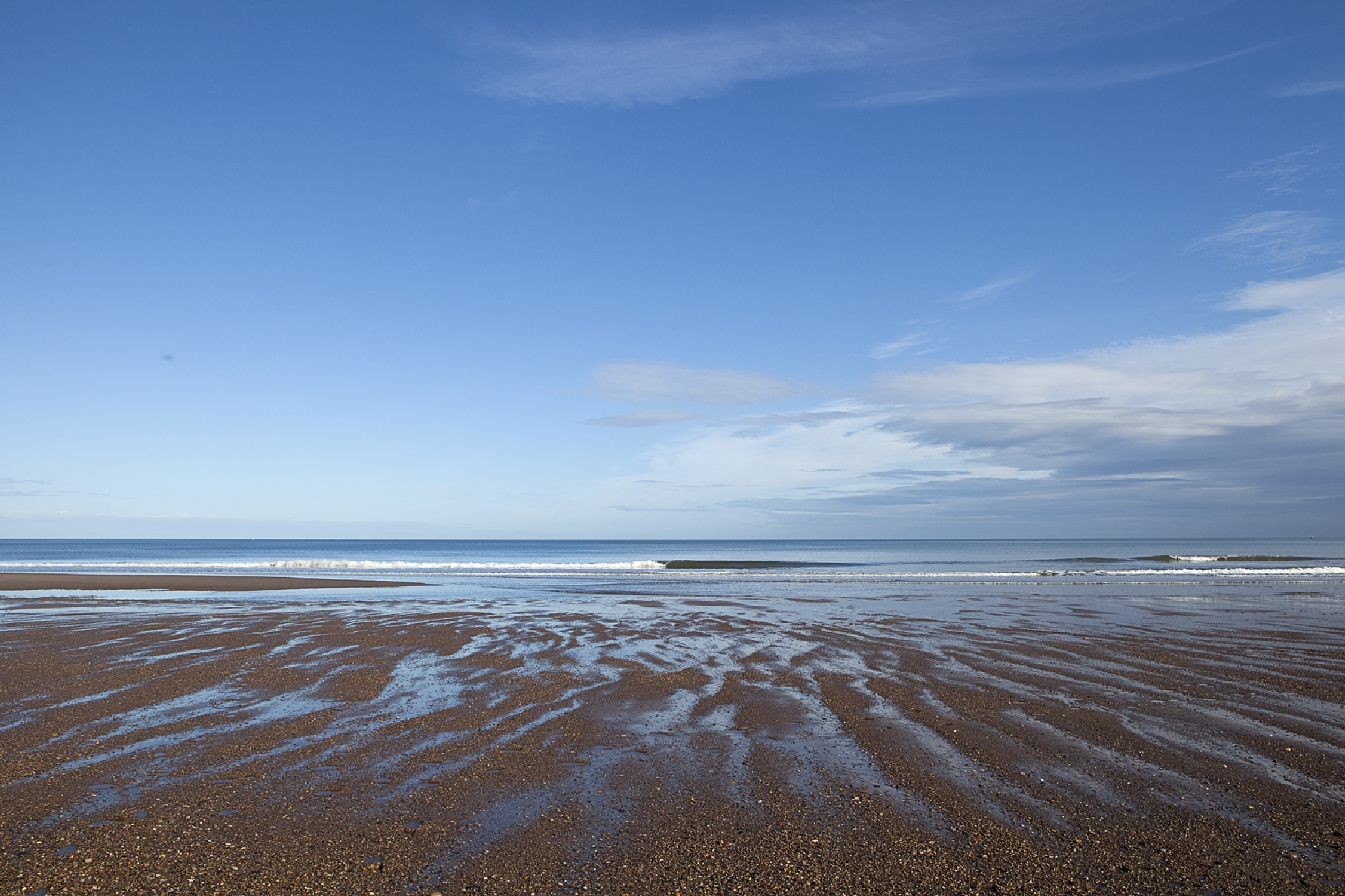 The North Sea at its Calmest by JaneCampbell21