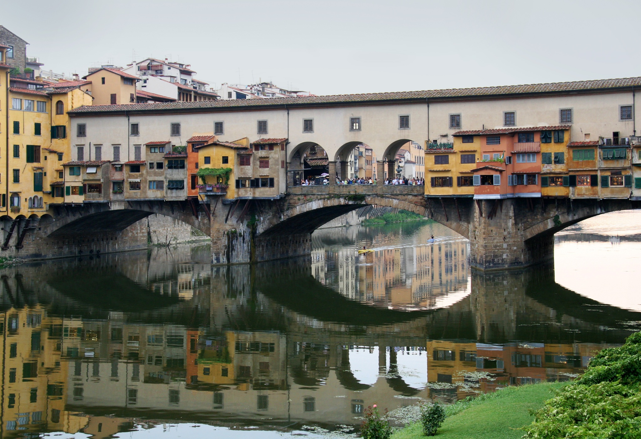 Ponte Vecchio by JaneCampbell21