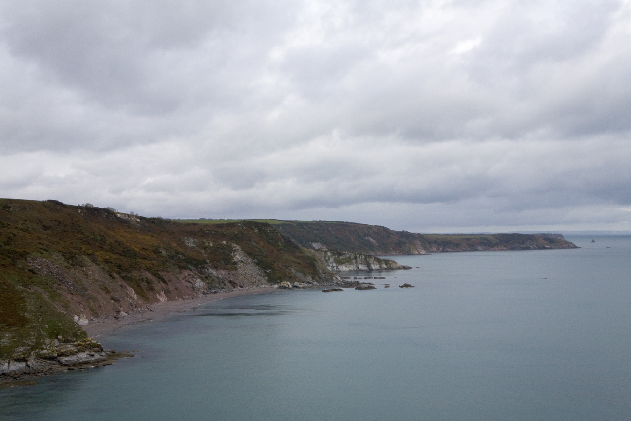 Devon Coastline by JaneCampbell21