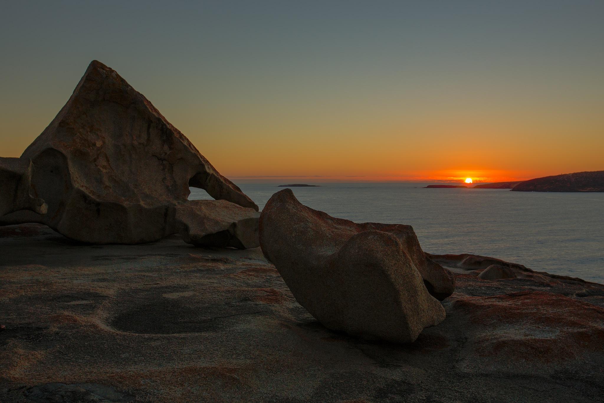 Red Rocks by iKon