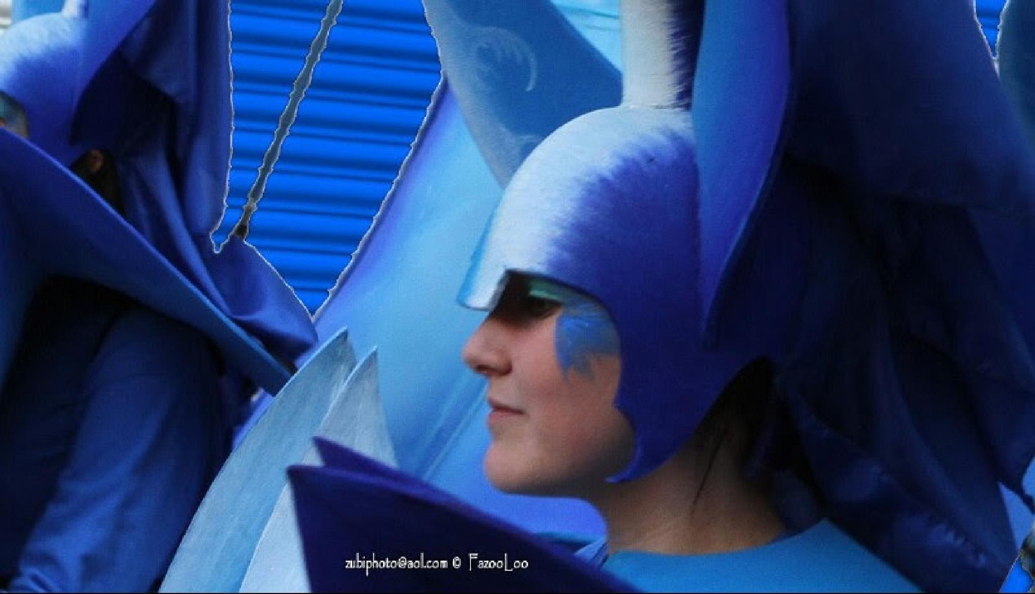 Cool Blue by fazooloo