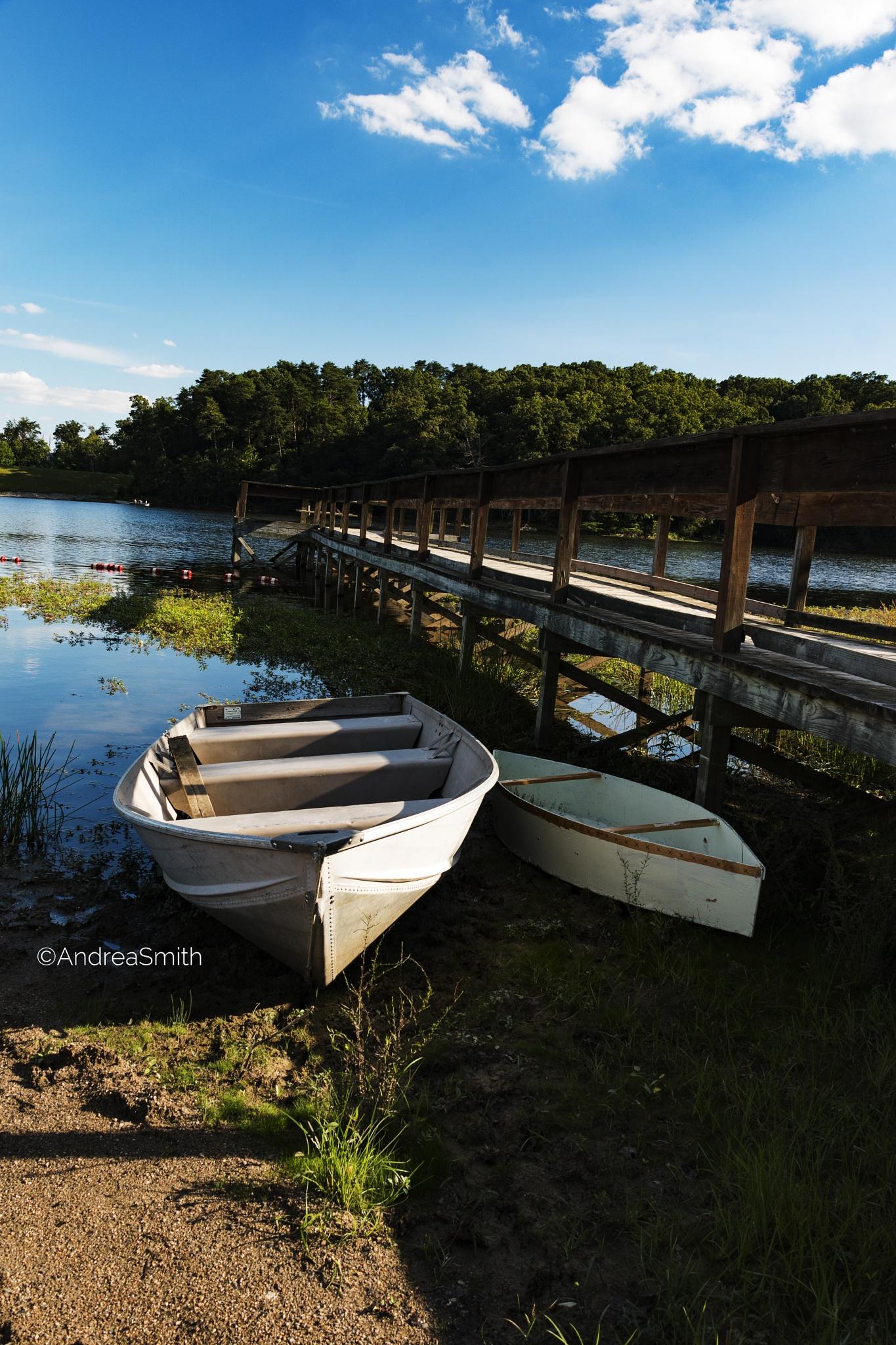 Boat #3 by Andrea Smith