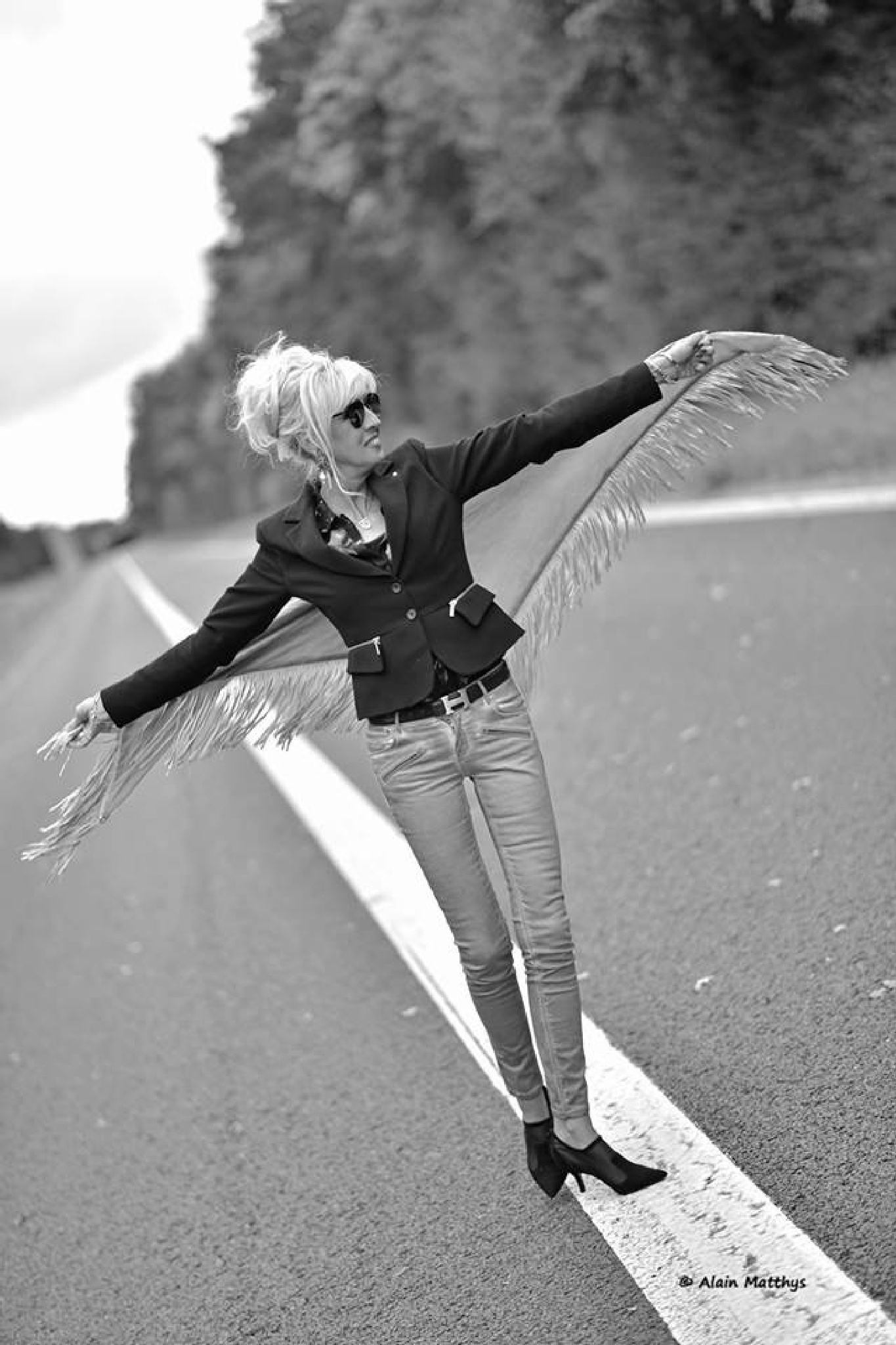 Dans le vent by AlainMatthysPhotographies