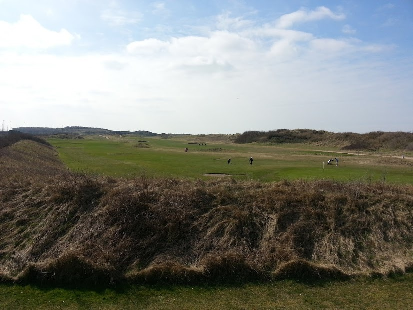 The Royal Ostend Golf Club . by JohnChapeaux
