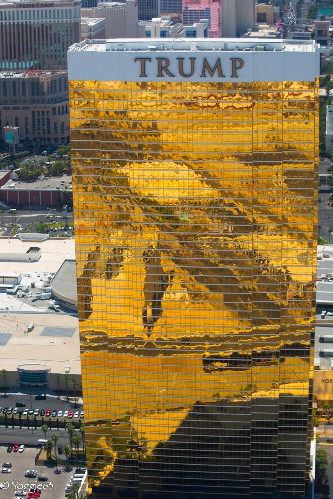 Trump Hotel by Yolanda Berrios