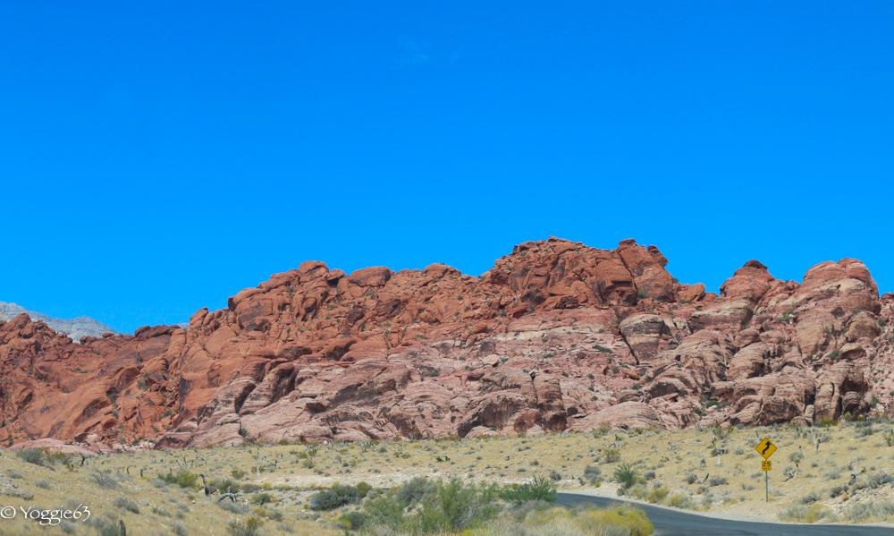 Red Rock Canyon  by Yolanda Berrios