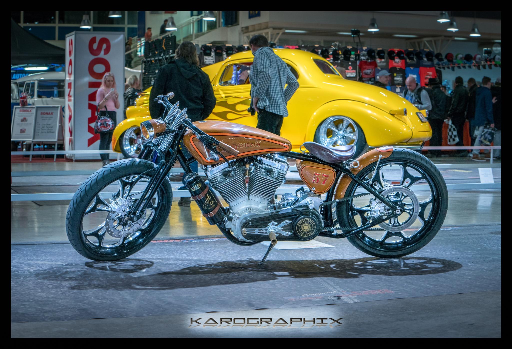 Harley 57 by Karographix