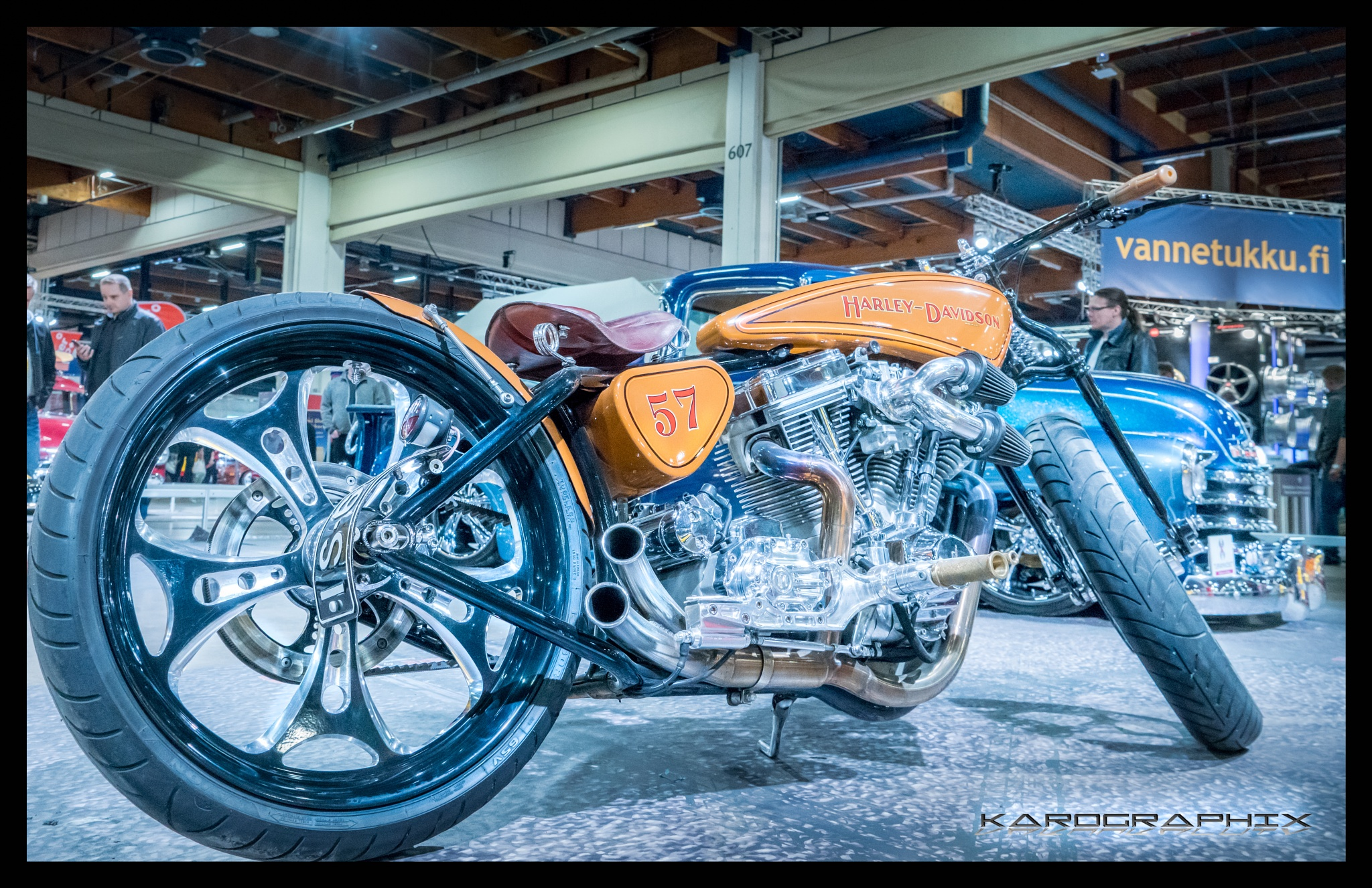 Harley by Karographix