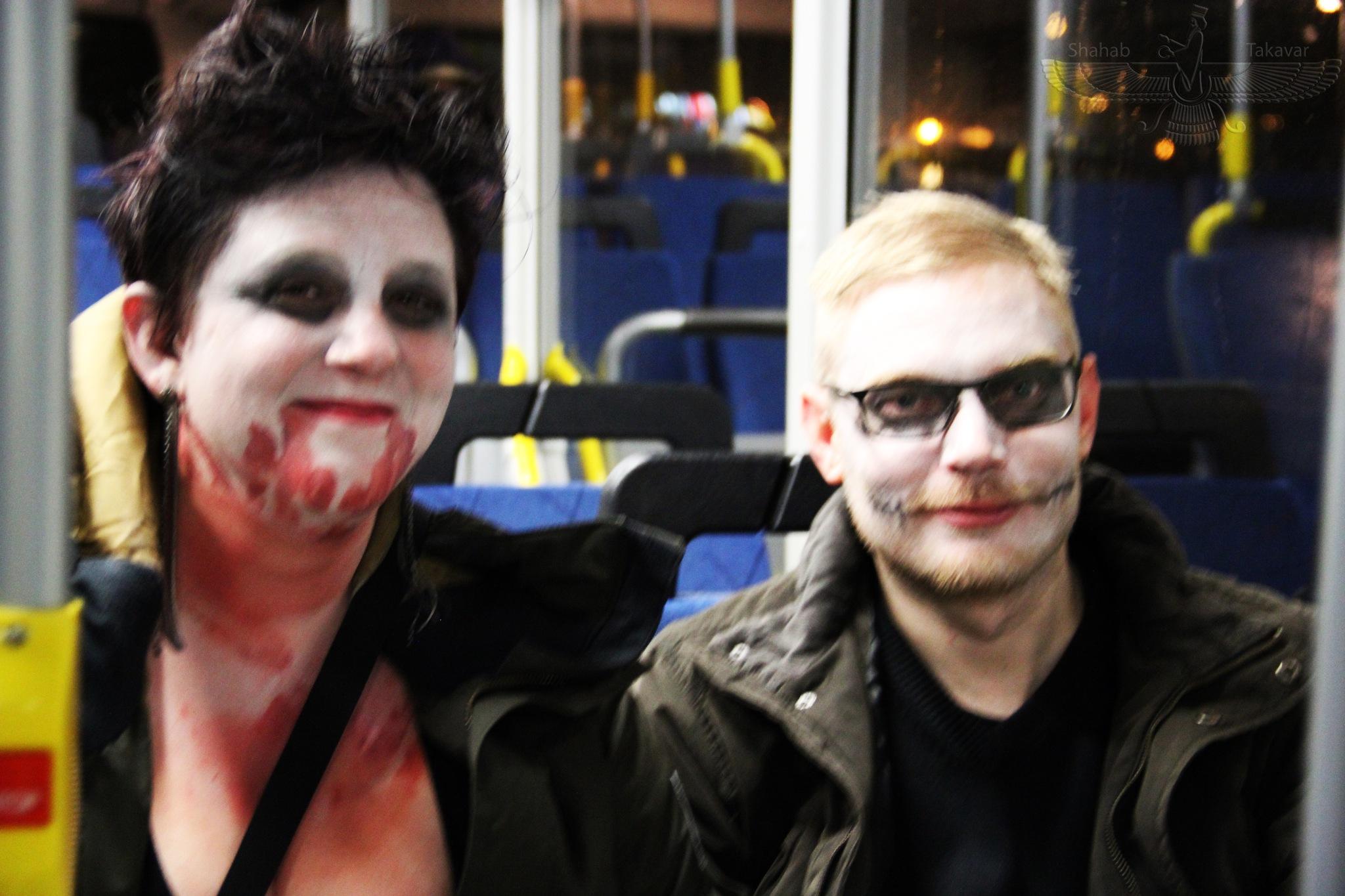Halloween life by strangerwriter