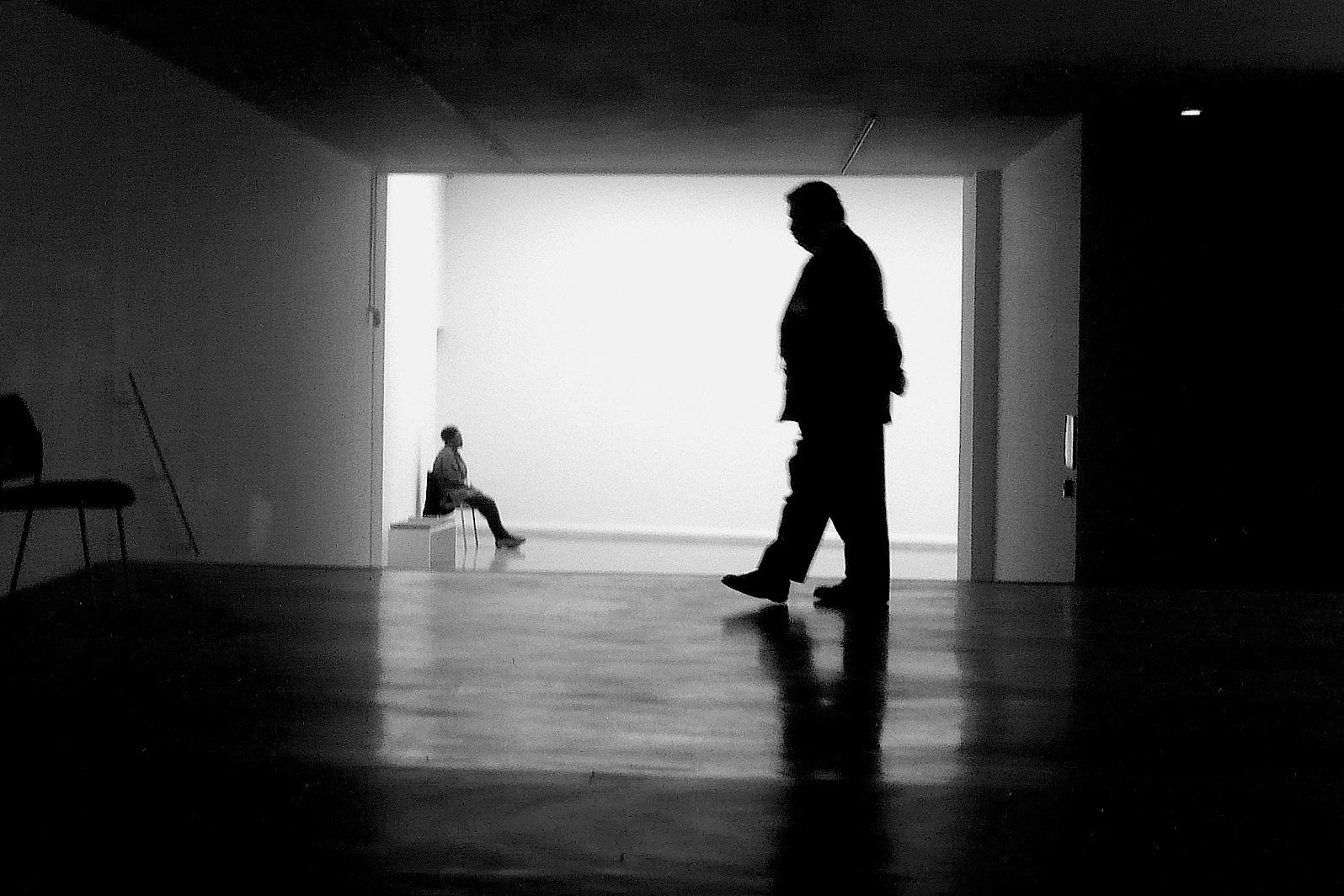 Waiting #7 by Gernot Schwarz