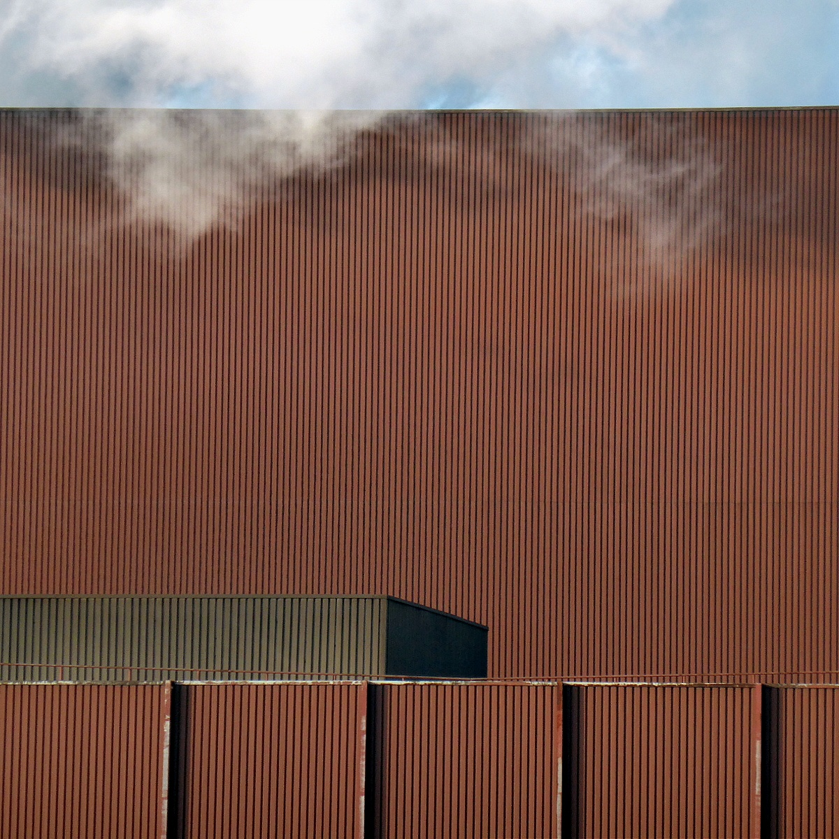 Industrial composition by Gernot Schwarz