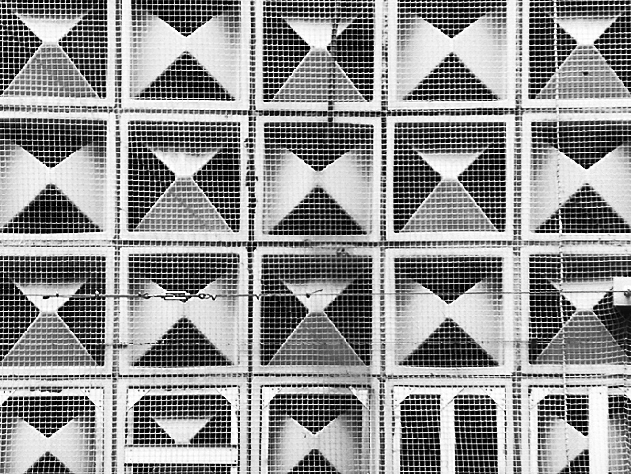 Abstract bw by Gernot Schwarz