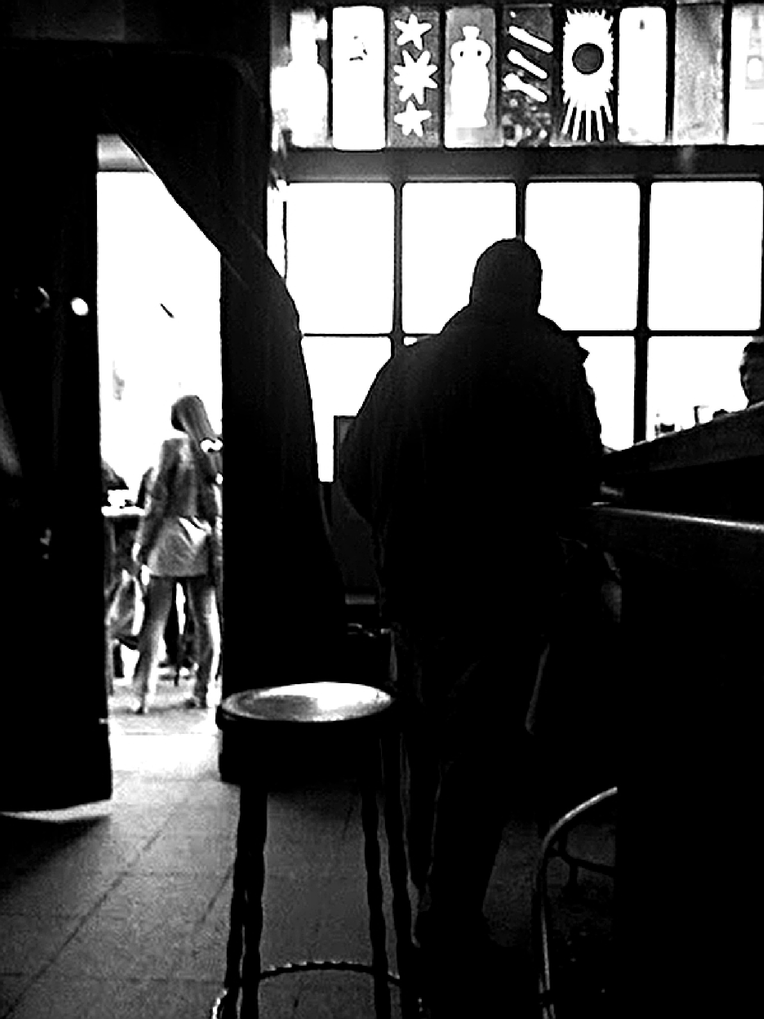 In the pub by Gernot Schwarz