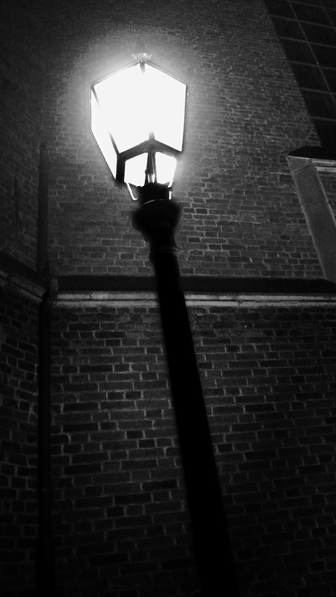 Street lamp by Gernot Schwarz