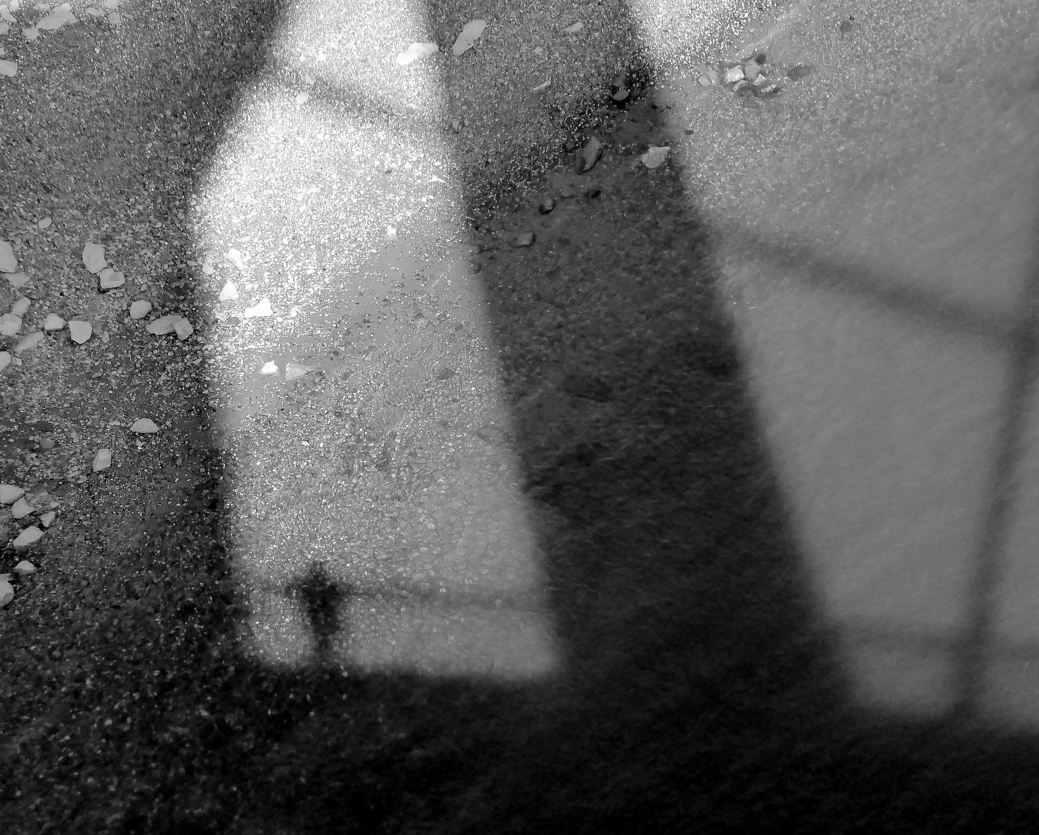Self on the bridge by Gernot Schwarz