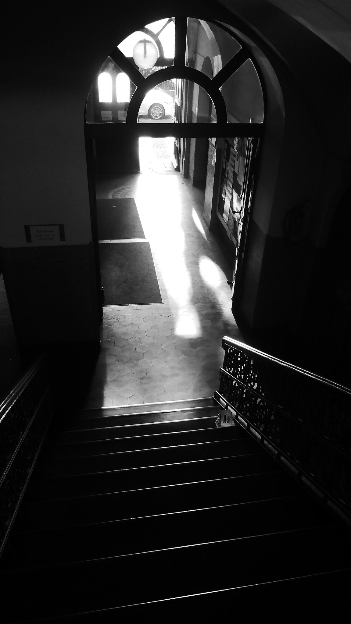 Downstairs by Gernot Schwarz