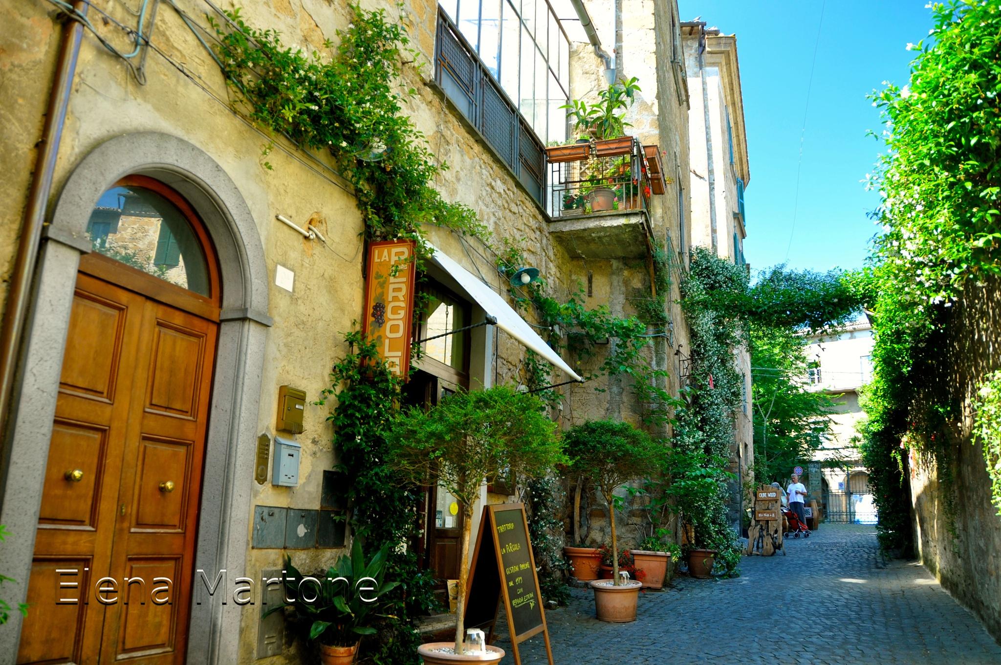 Orvieto by elenamartone