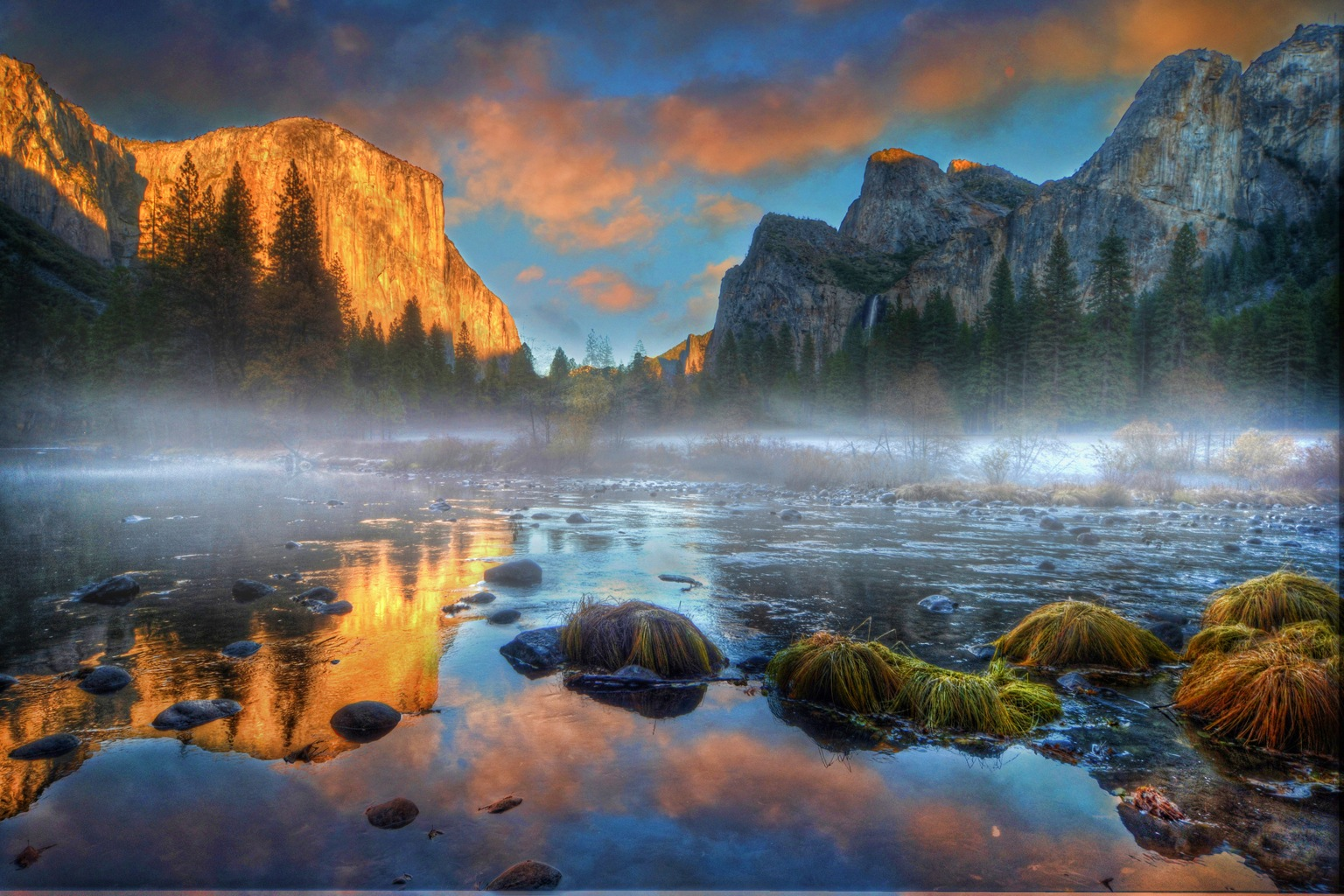 Yosemite by Mark Teufel