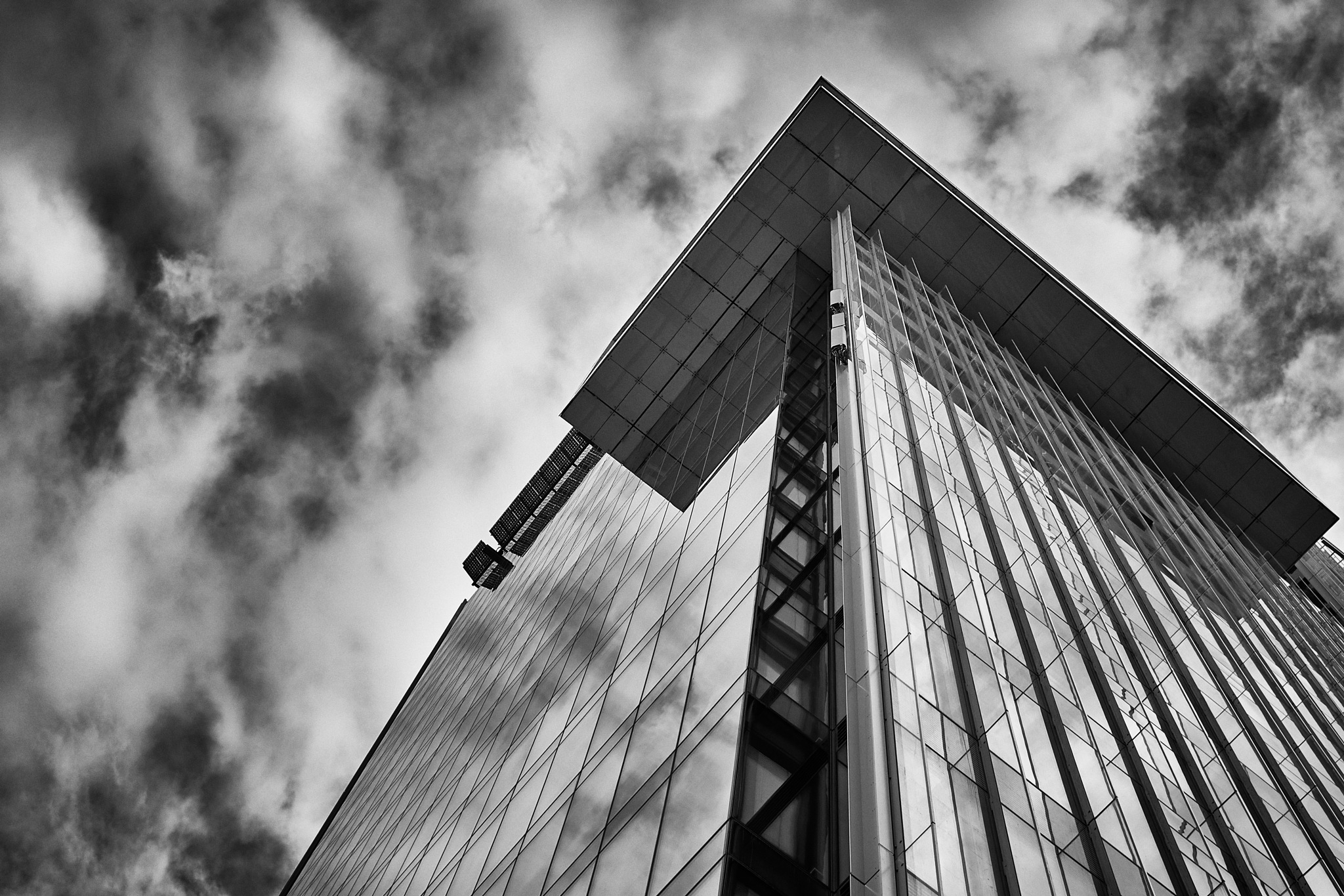 Telus Tower by Greg Mullaly