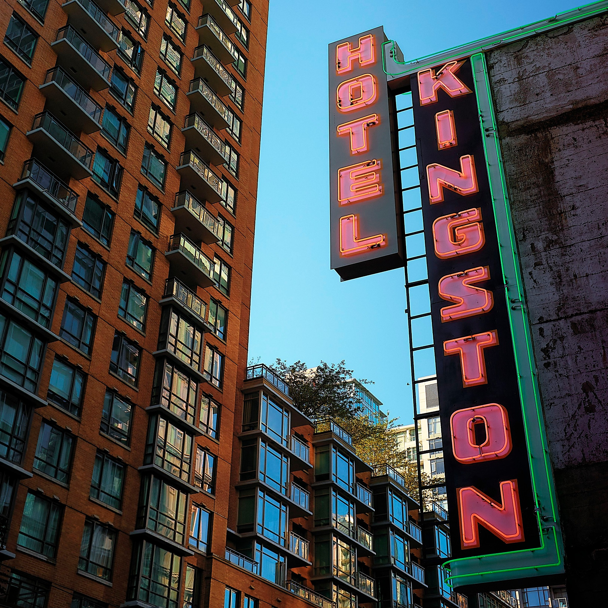 The Hotel Kingston by Greg Mullaly