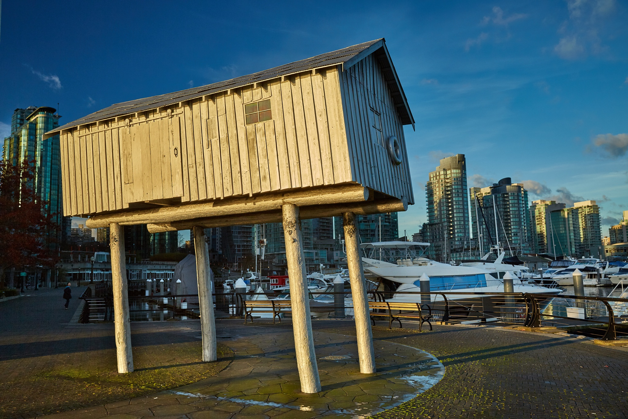Coal Harbour #3 by Greg Mullaly