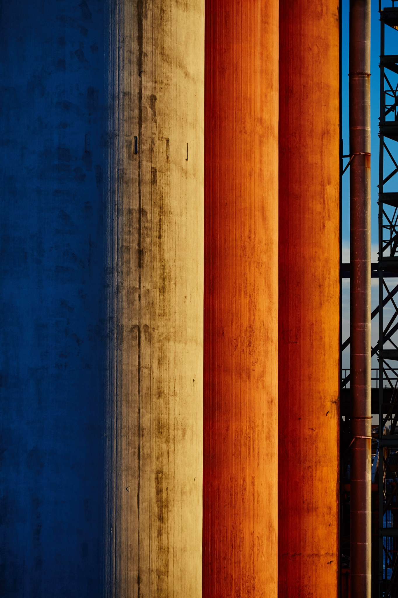 Grain Elevator 1 by Greg Mullaly