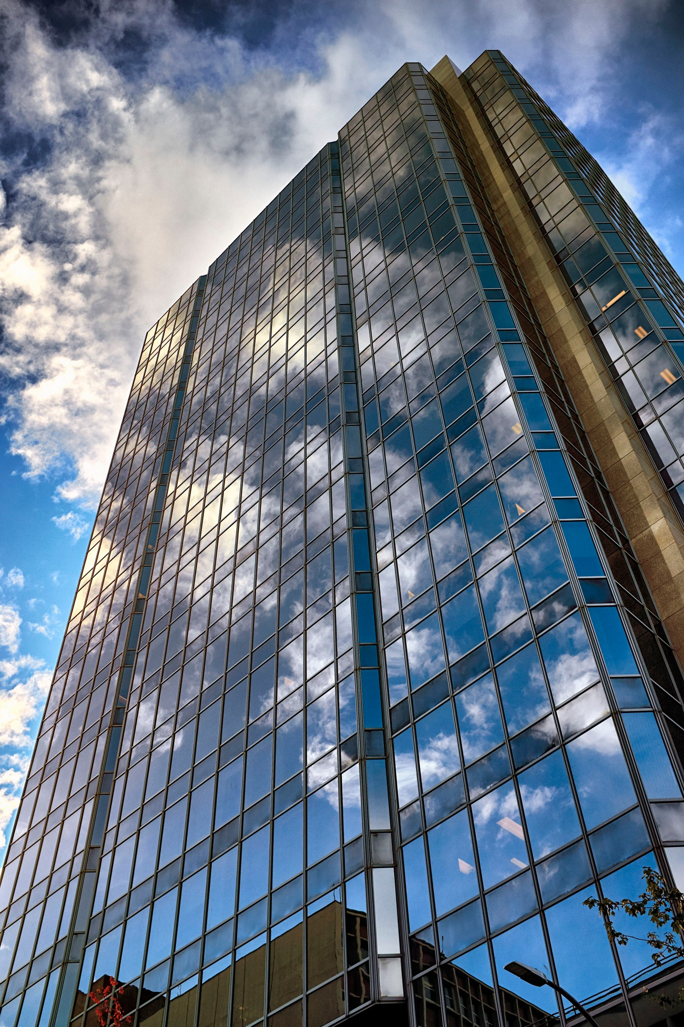 Office Tower by Greg Mullaly