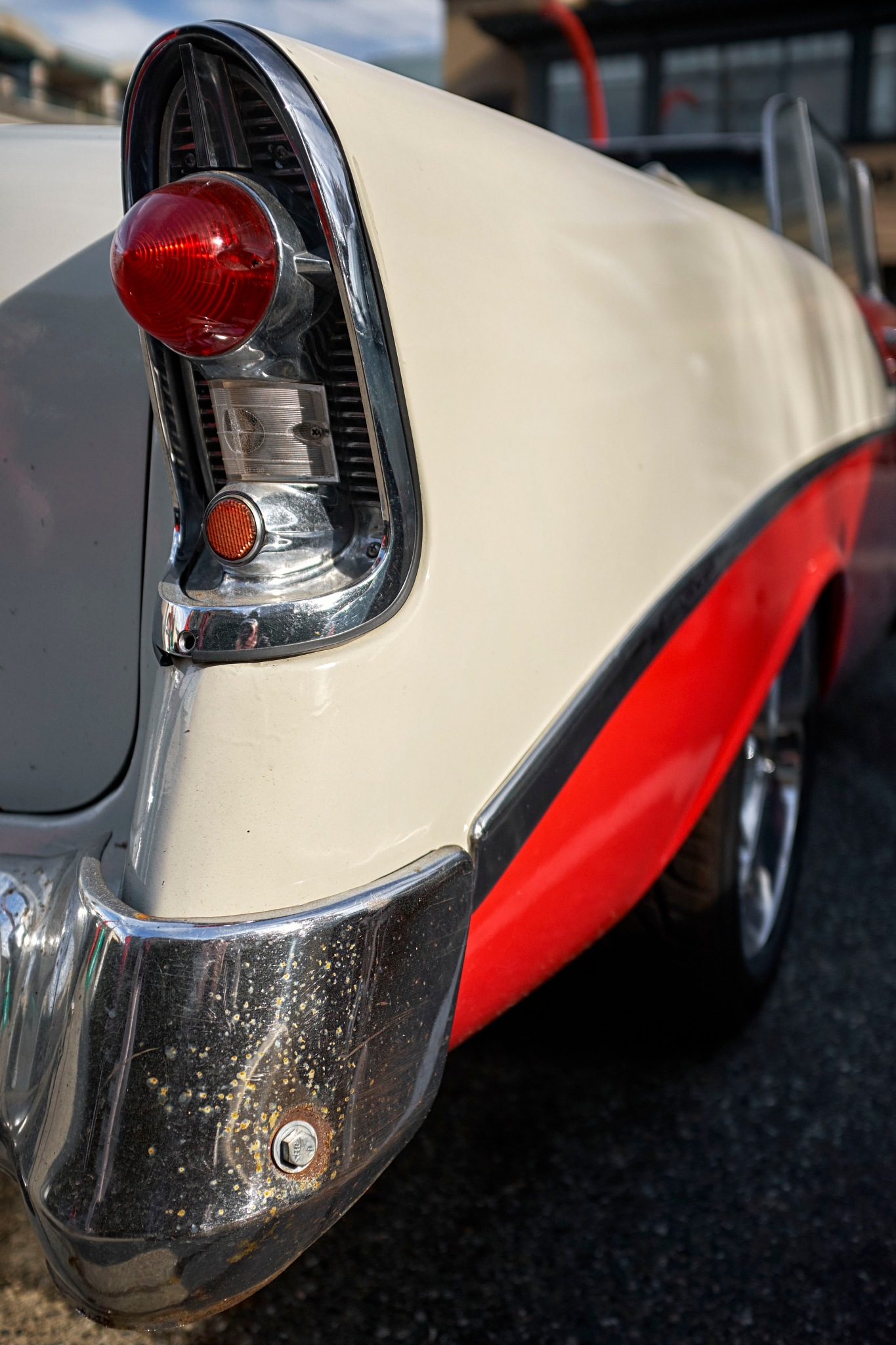 Tail light by Greg Mullaly