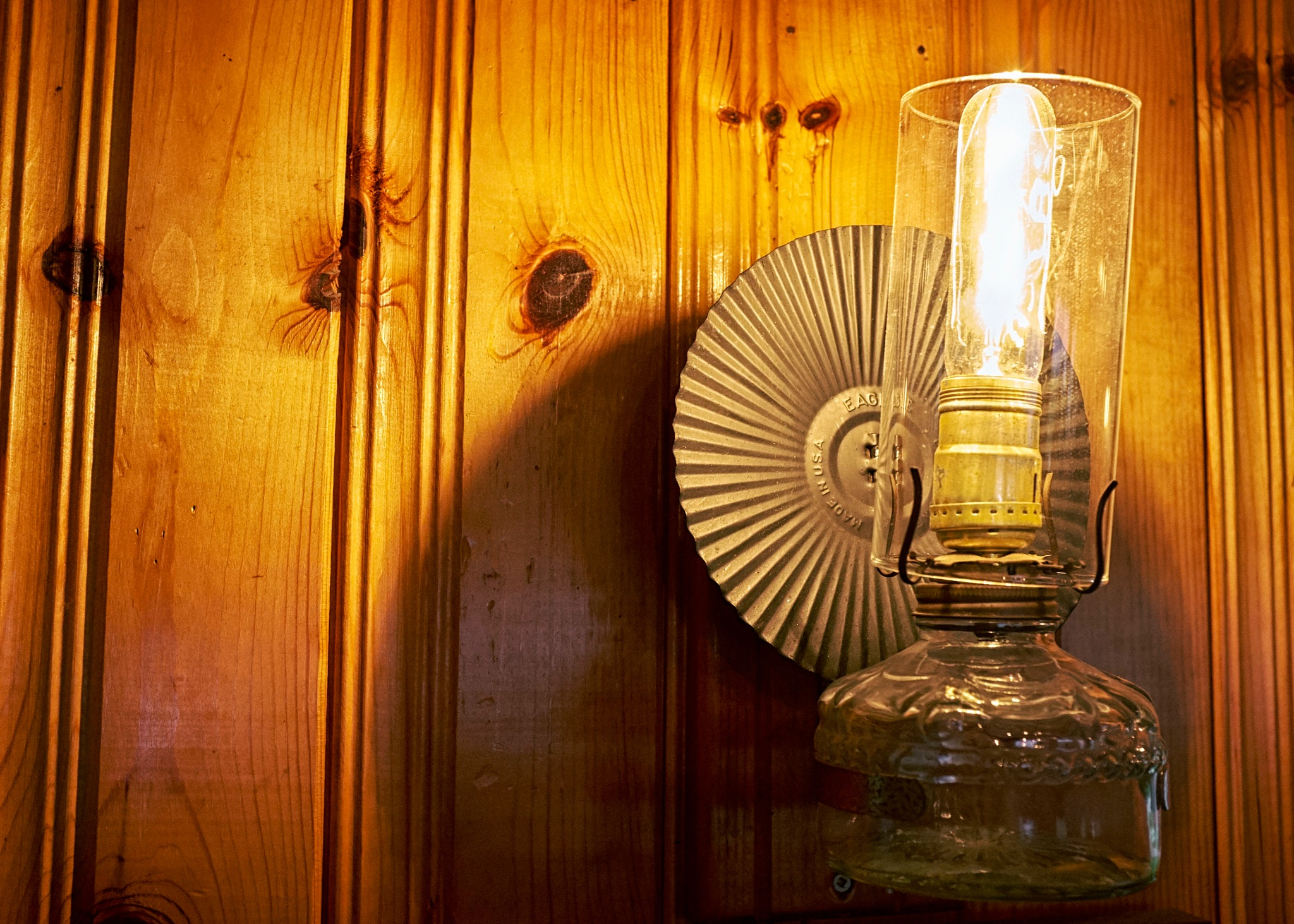 Lamp by Greg Mullaly