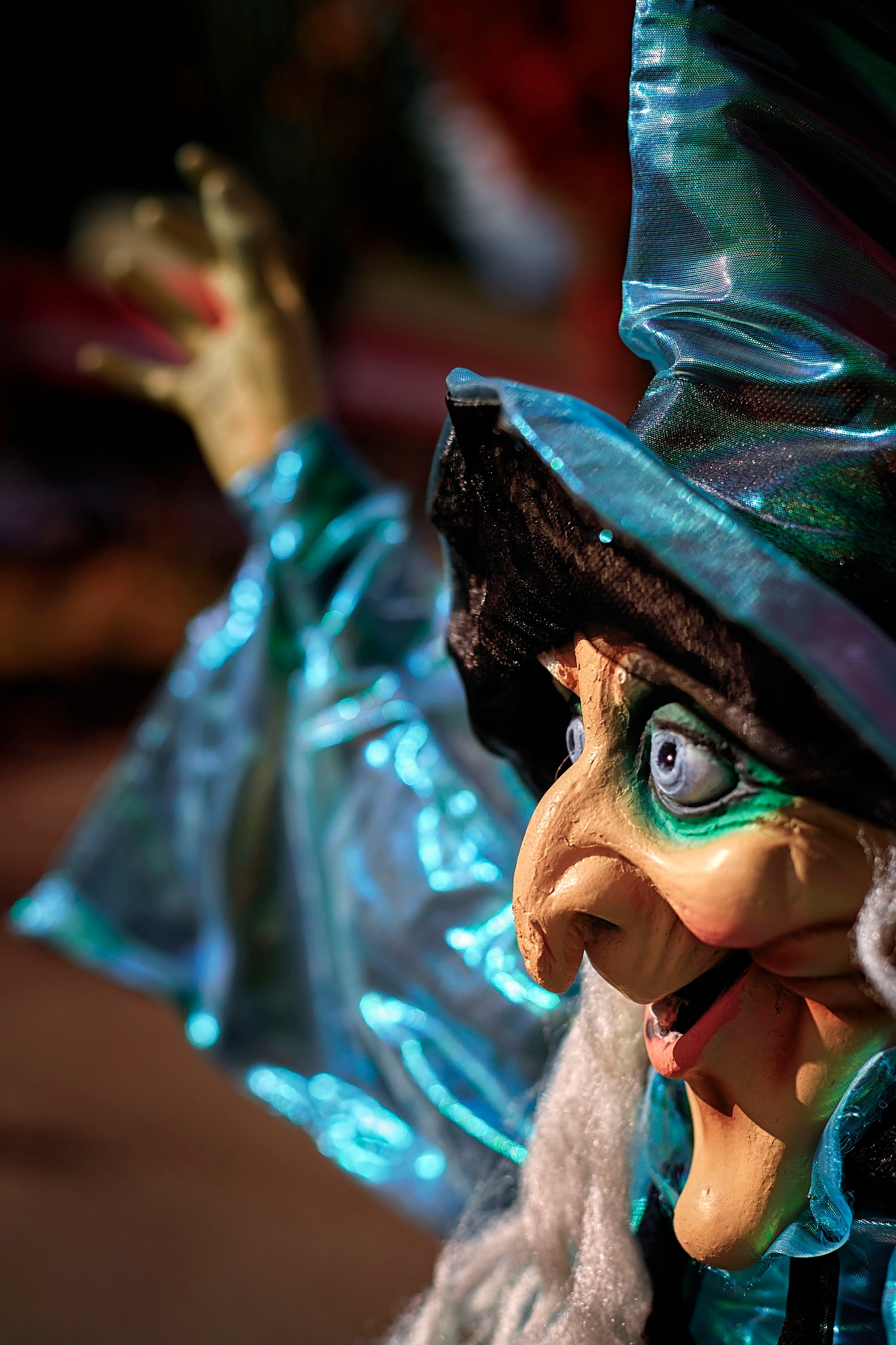 Edgemont Village witch by Greg Mullaly