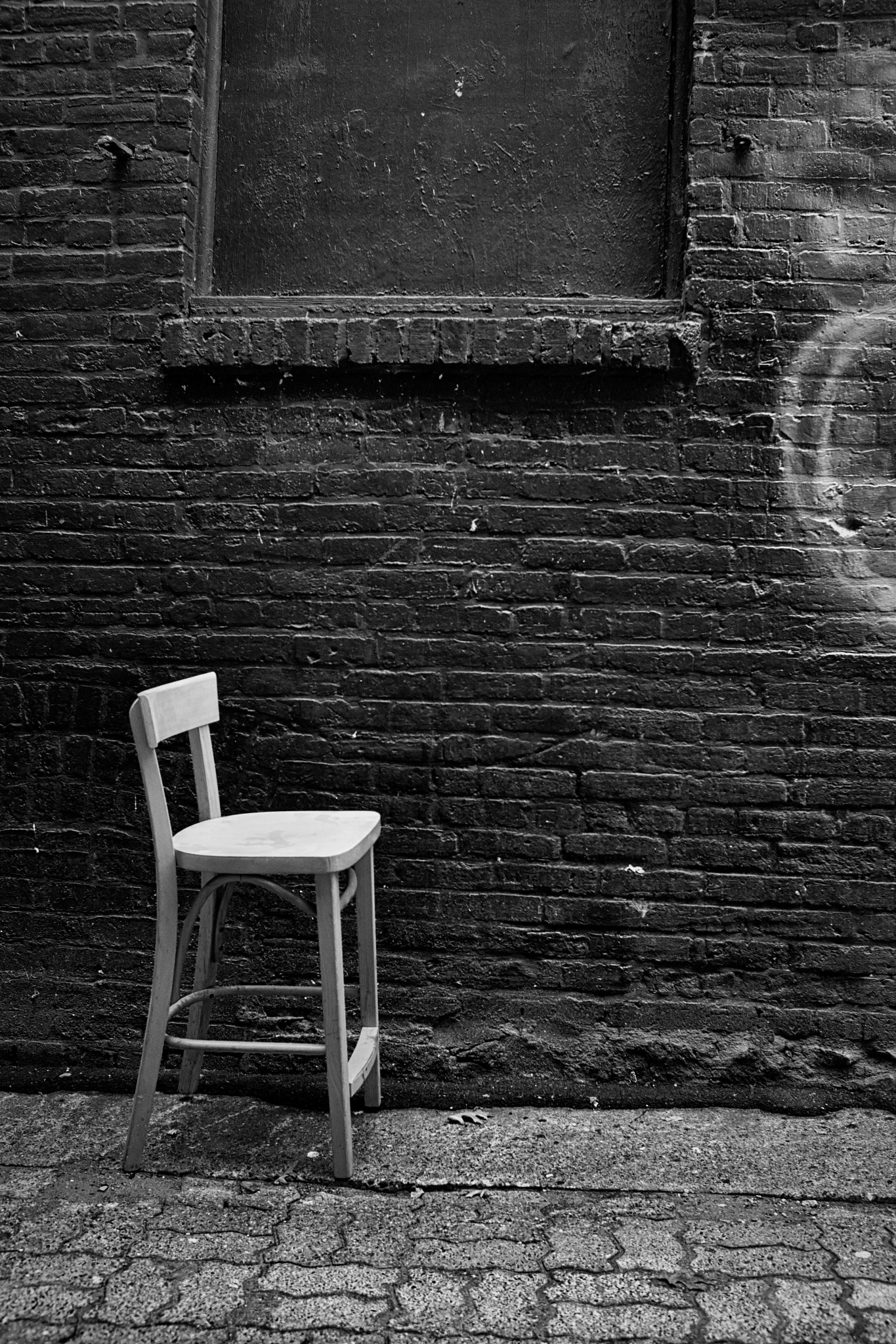Alley chair by Greg Mullaly