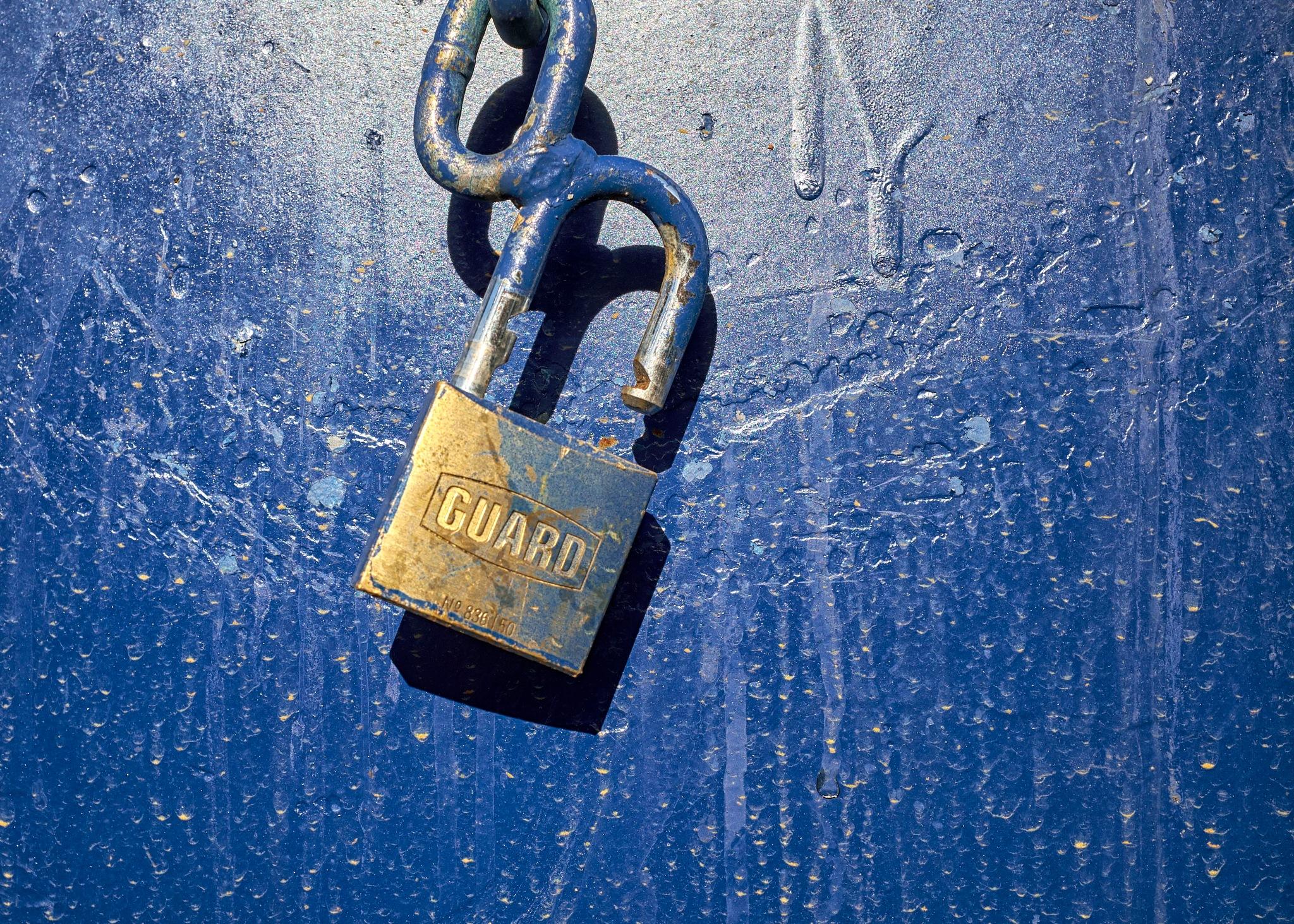 Lock by Greg Mullaly