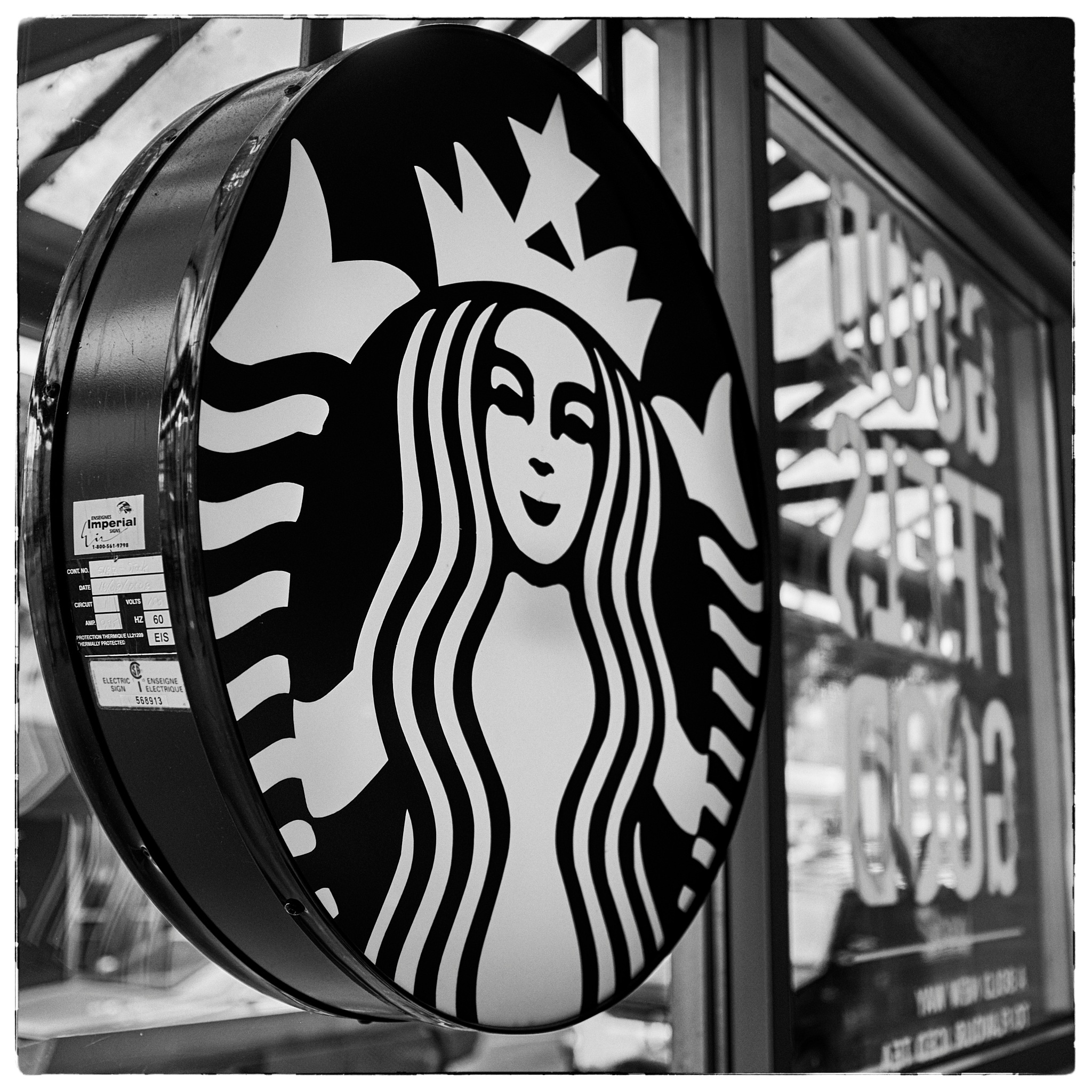 Starbucks by Greg Mullaly