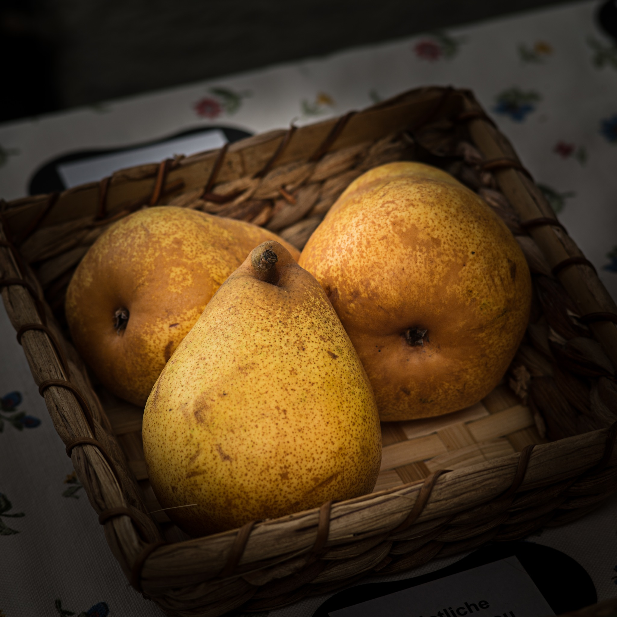 pears by Ulrich Gerndt