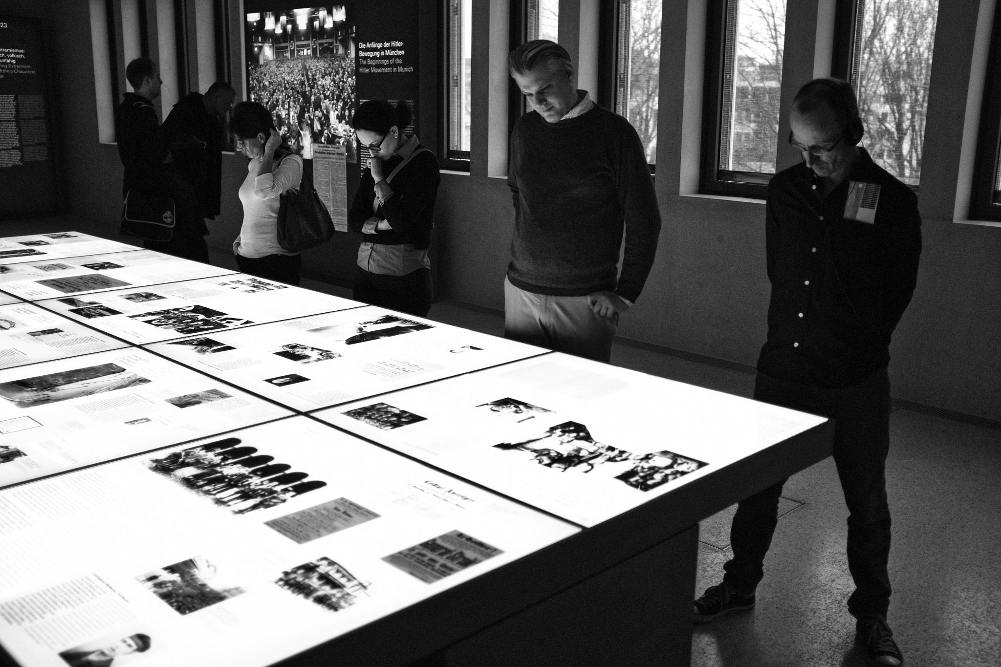 Nazi documentation center by Ulrich Gerndt