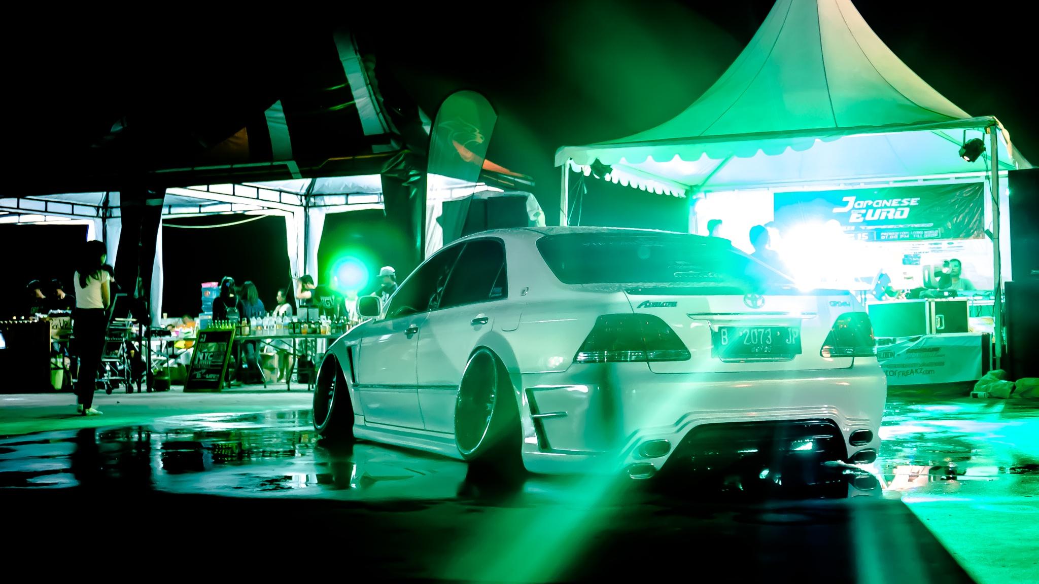 Nite Car Meet by gettinlow