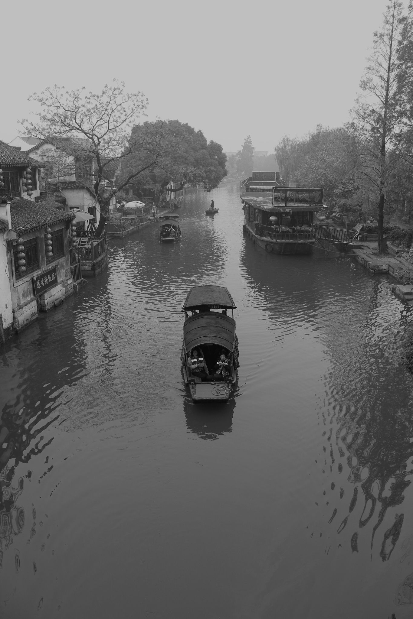 Xitang water town  by KangPermana