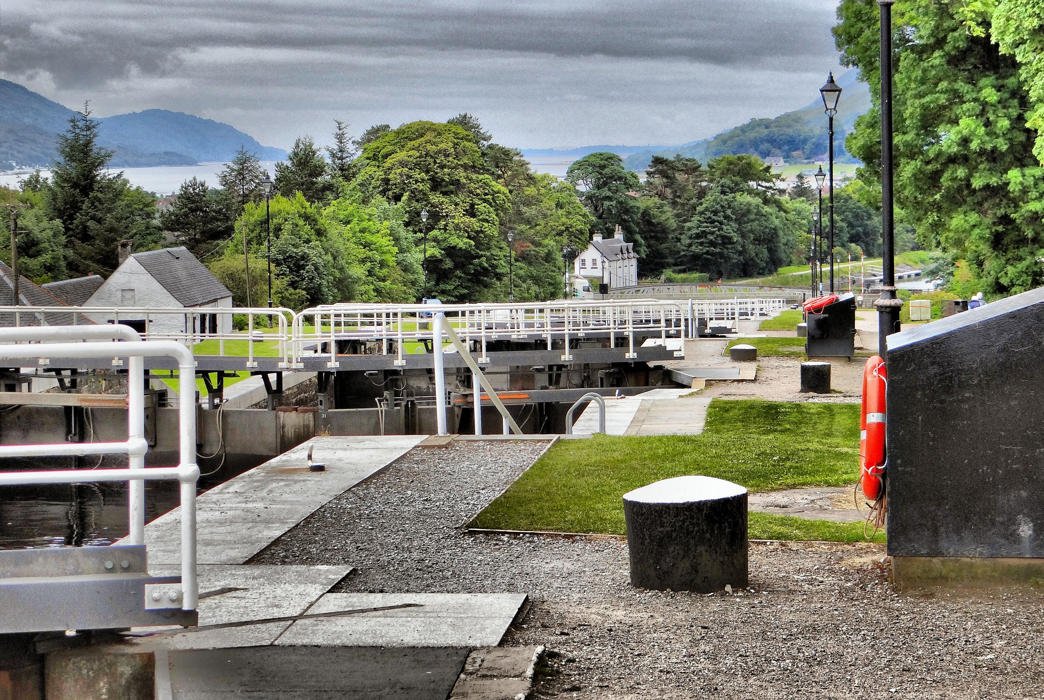 15 photos in Caledonia in search of the Loch Ness Monster by Mariano Arizzi Novelli
