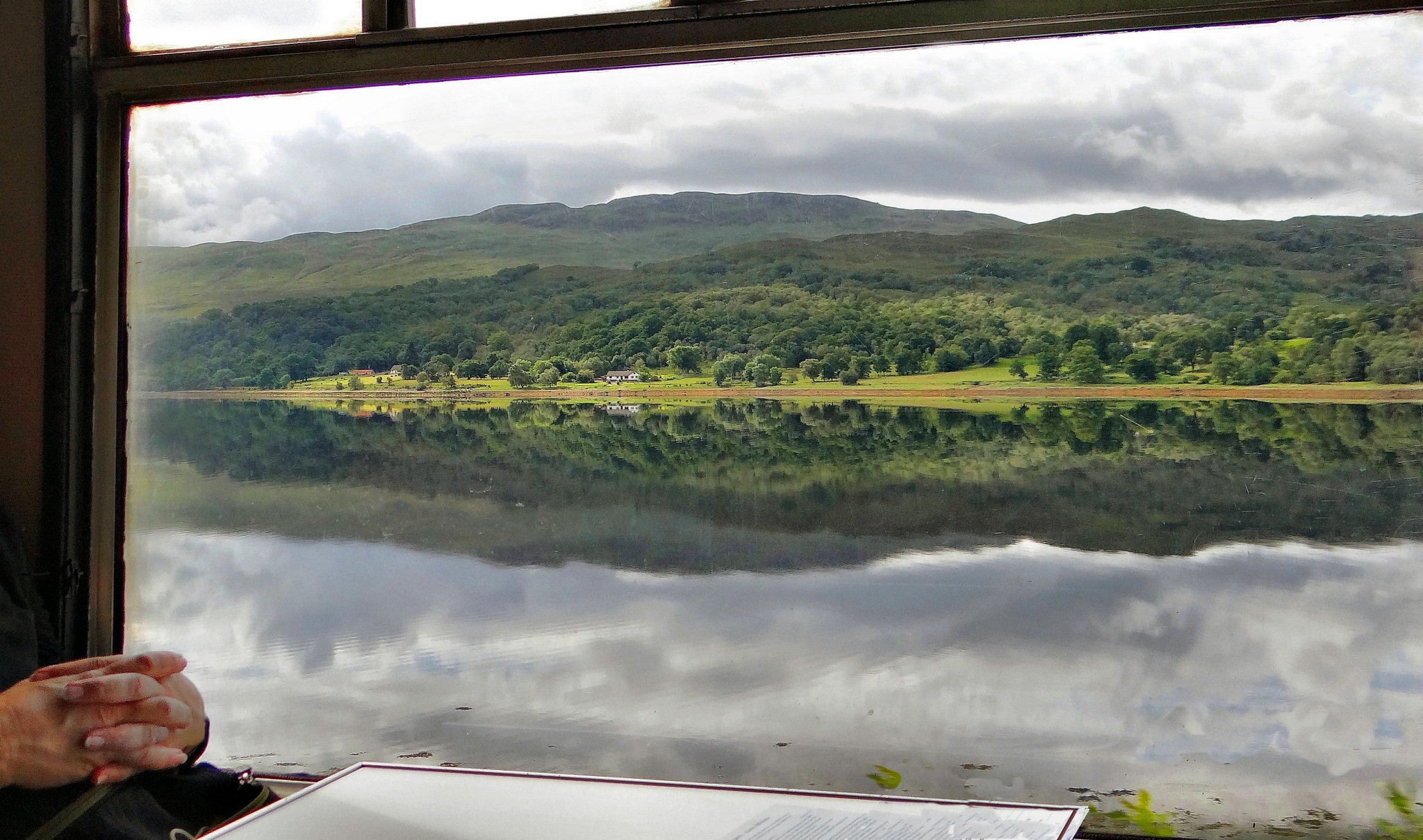 photos in Caledonia in search of the Loch Ness Monster by Mariano Arizzi Novelli
