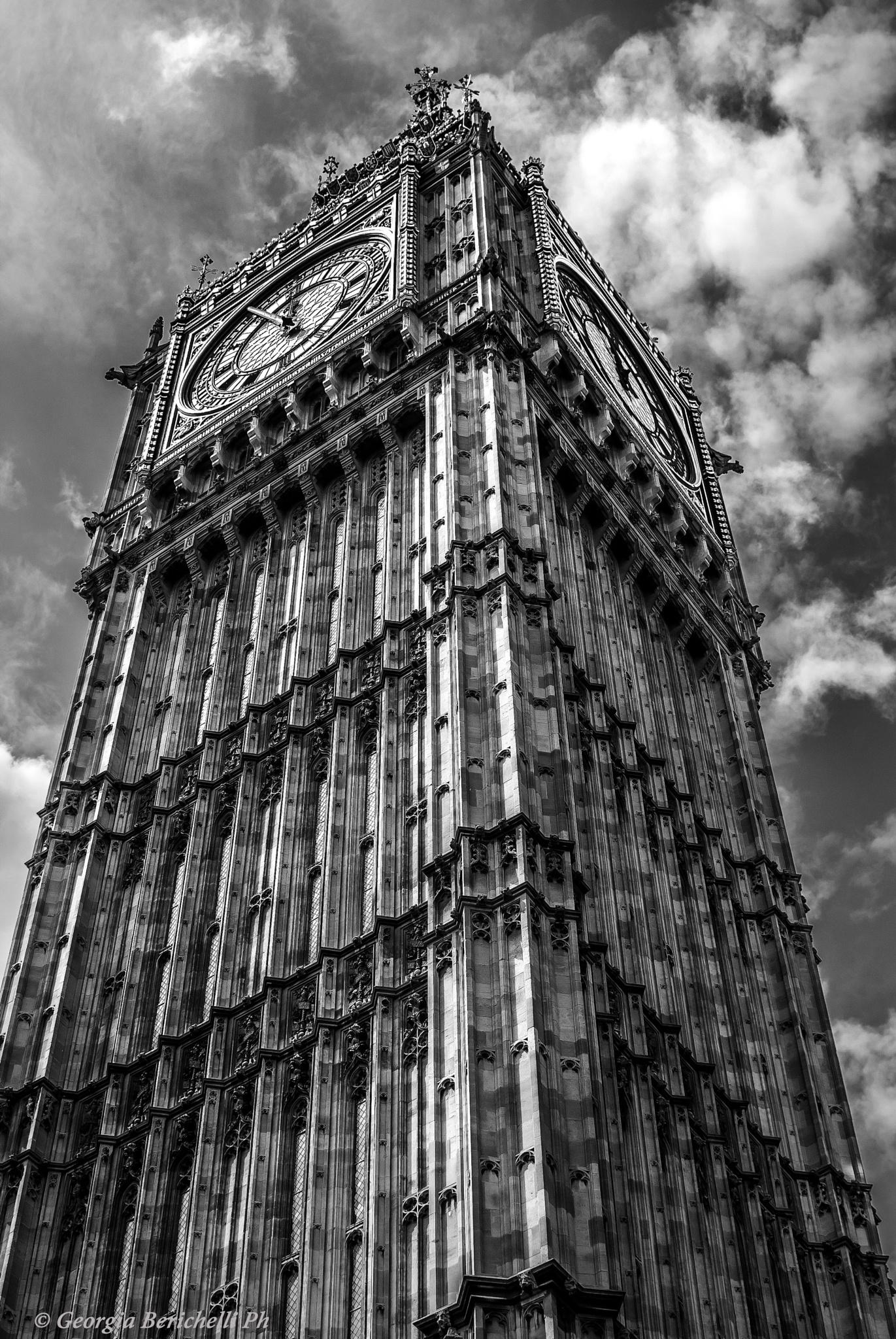 Big Ben by Georgia Berichelli