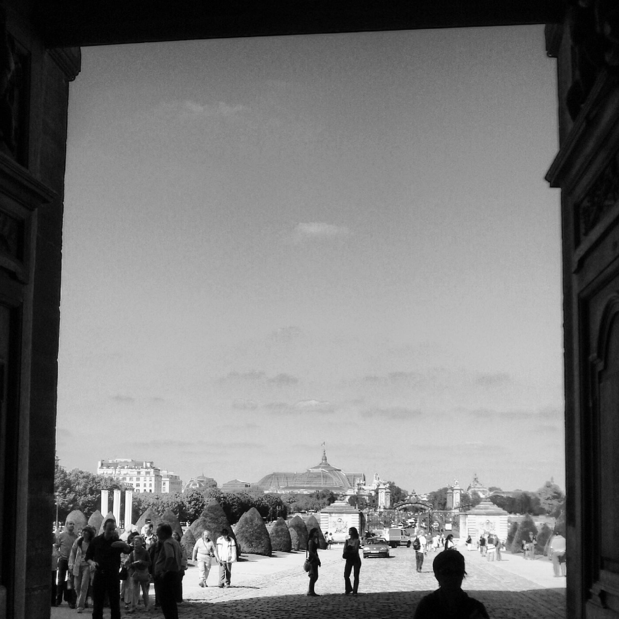 La porte du monde by marceloazevedo1972