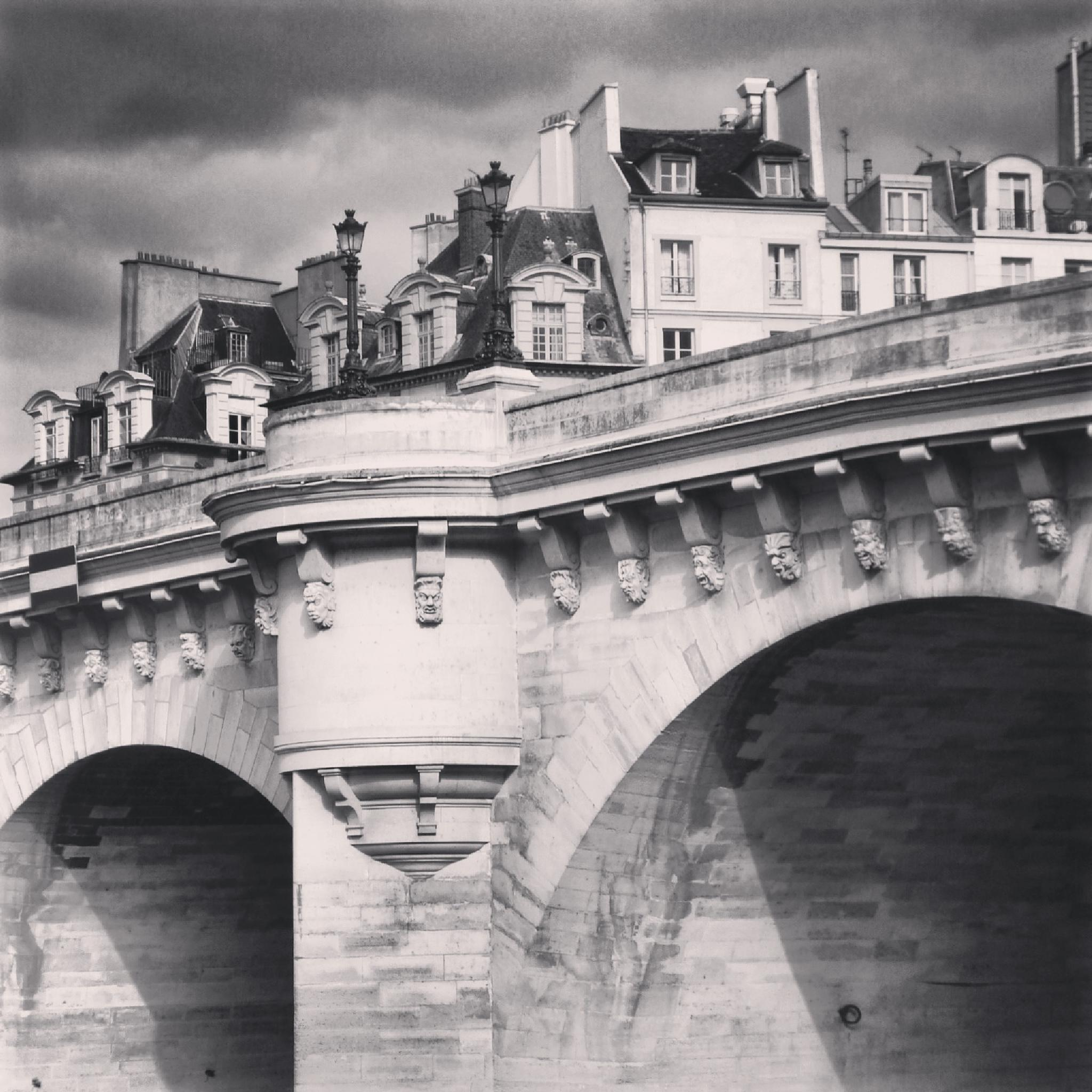 Photo in Cityscape #pont-neuf #paris